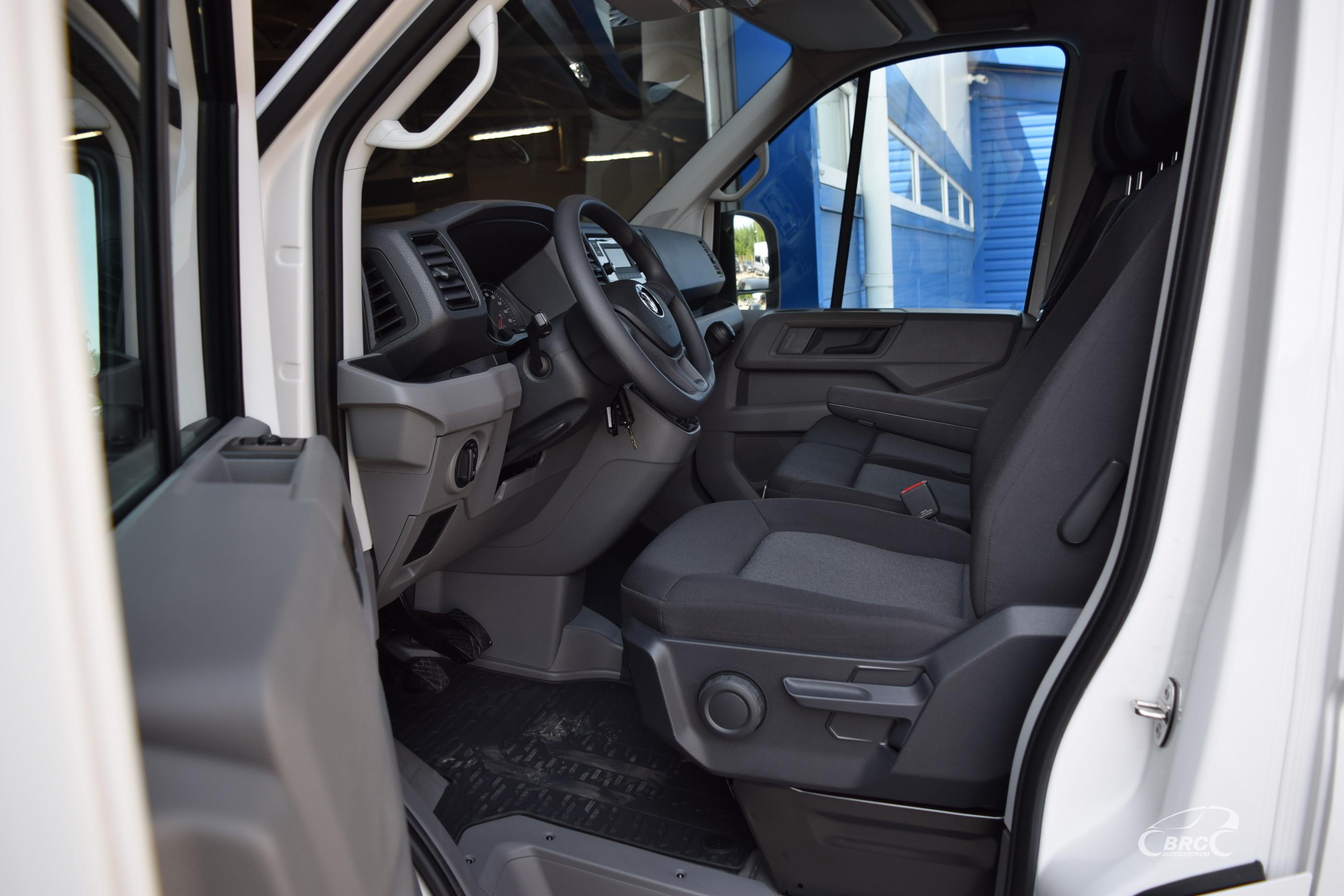 Volkswagen Crafter H2L2