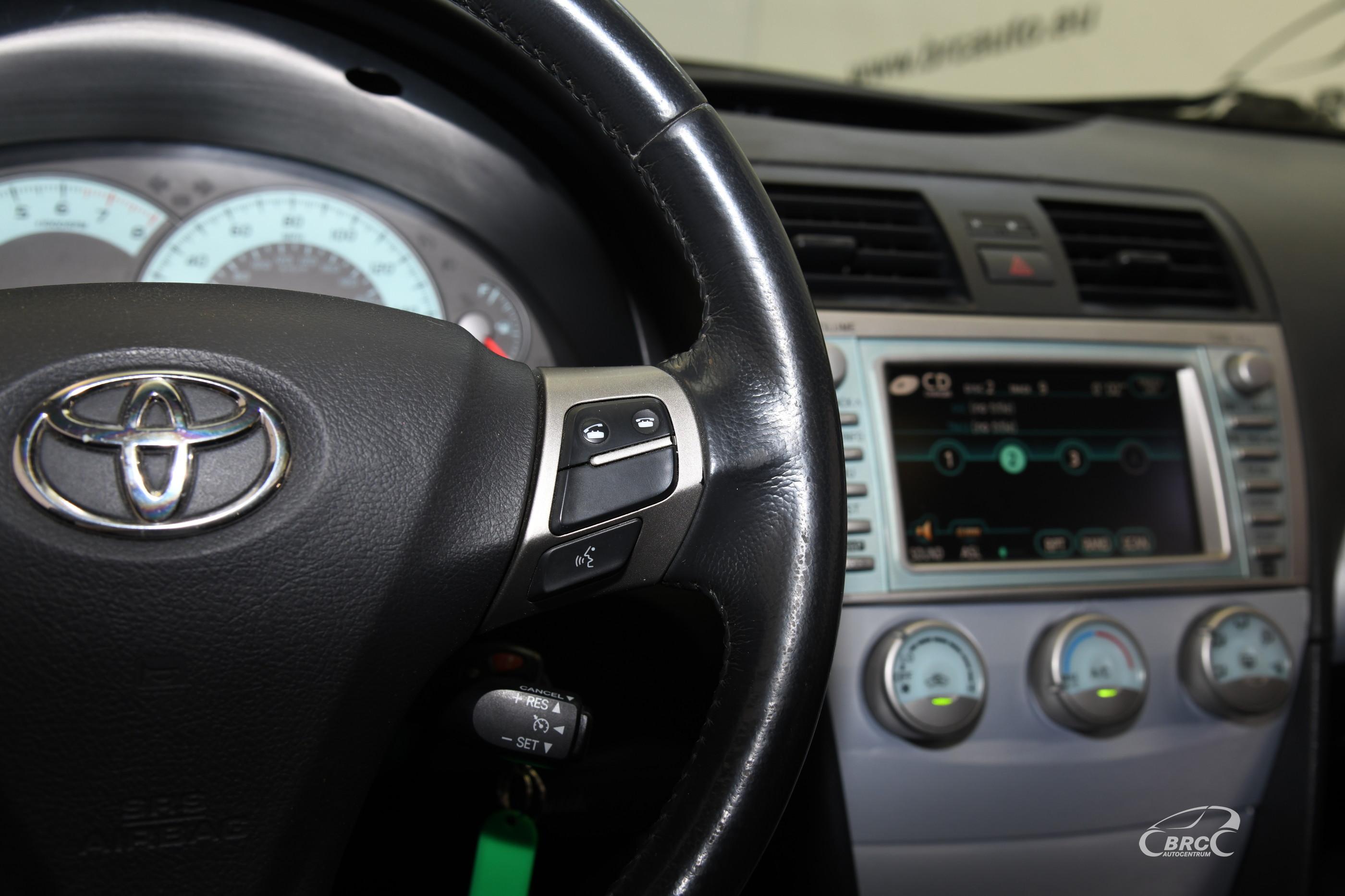 Toyota Camry 3.5i V6 SE LPG Automatas