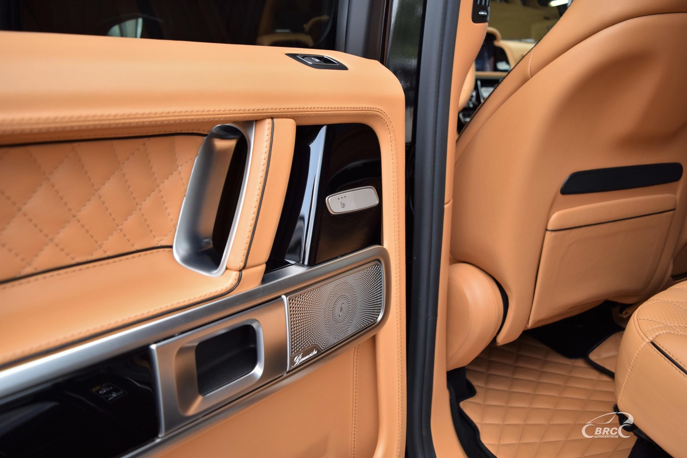 Mercedes-Benz G 63 AMG Brabus BiTurbo