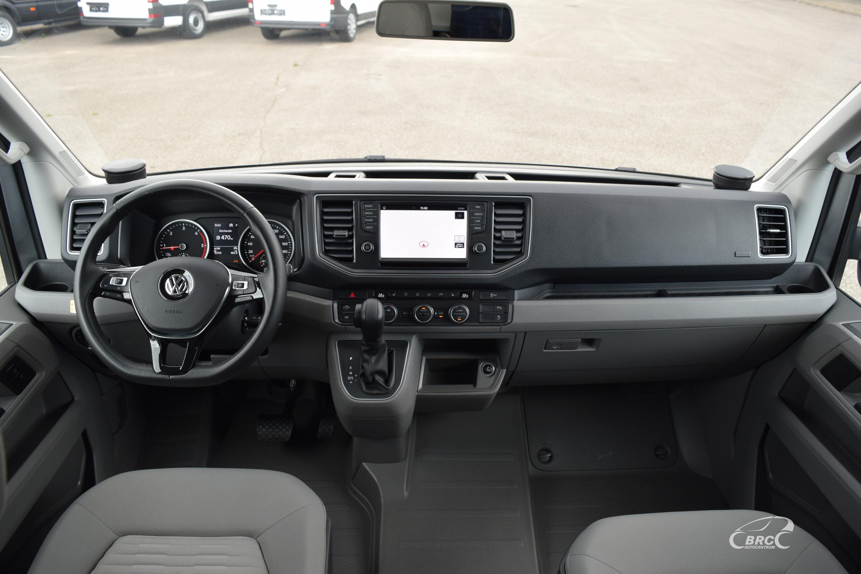 Volkswagen Crafter Grand California