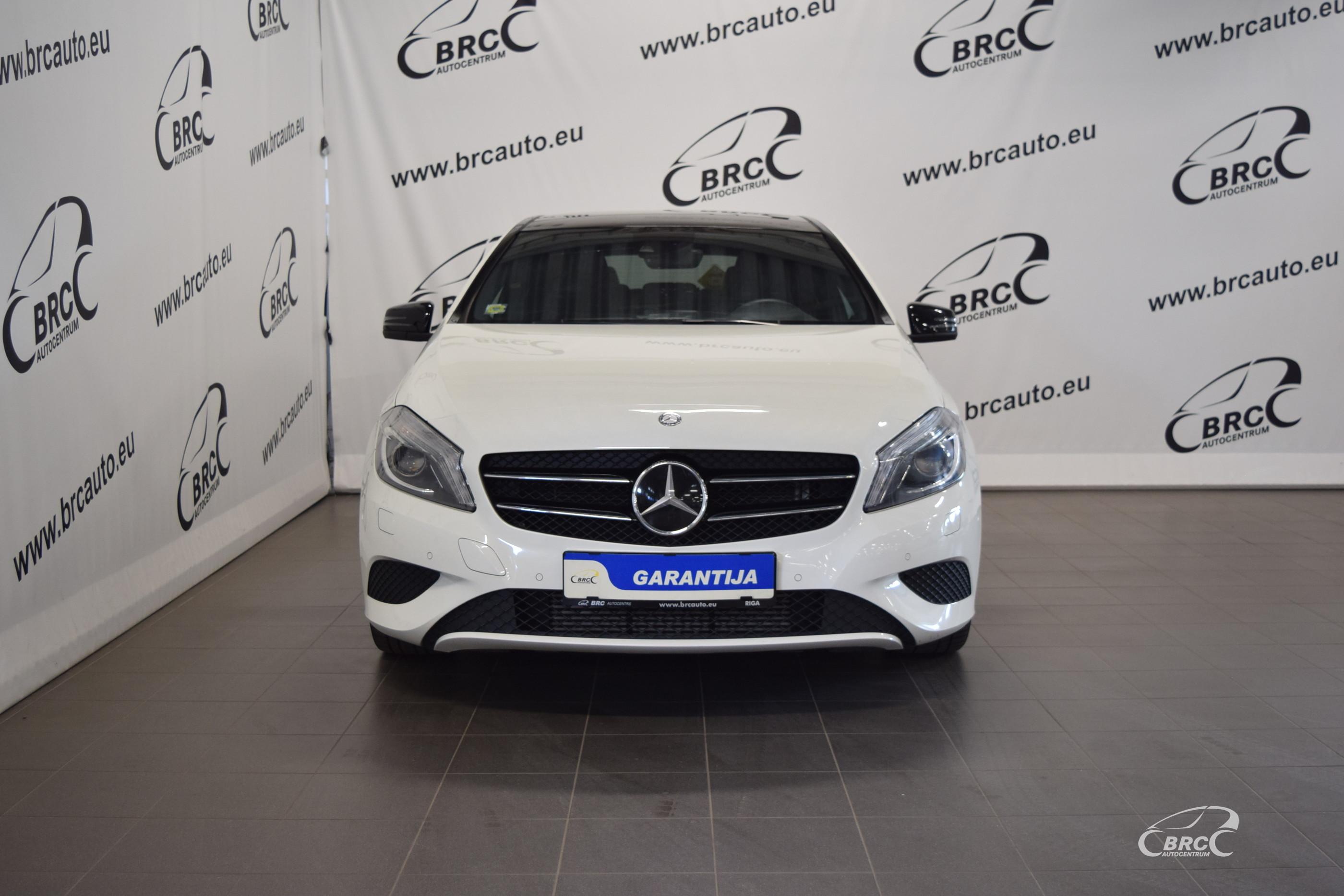 Mercedes-Benz A 250 A/T BlueEfficiency