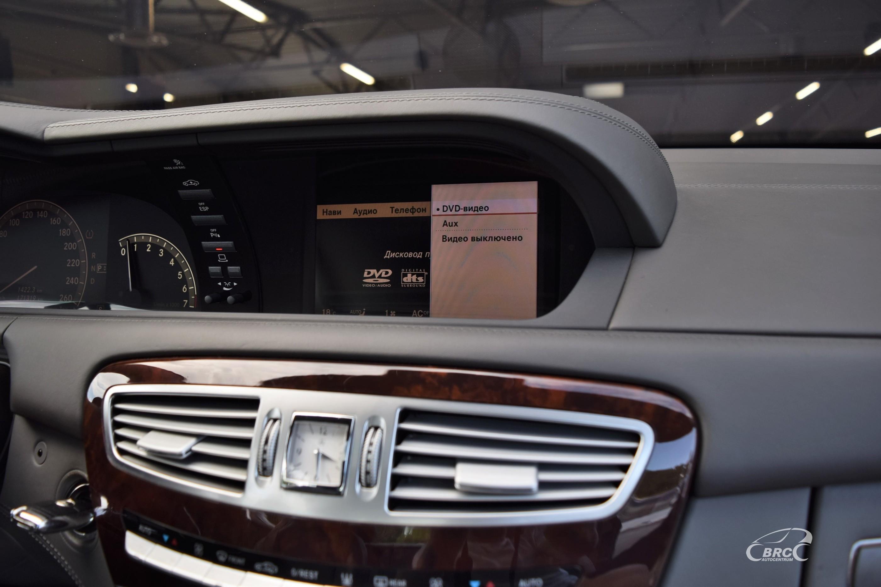 Mercedes-Benz CL 500 AMG Design