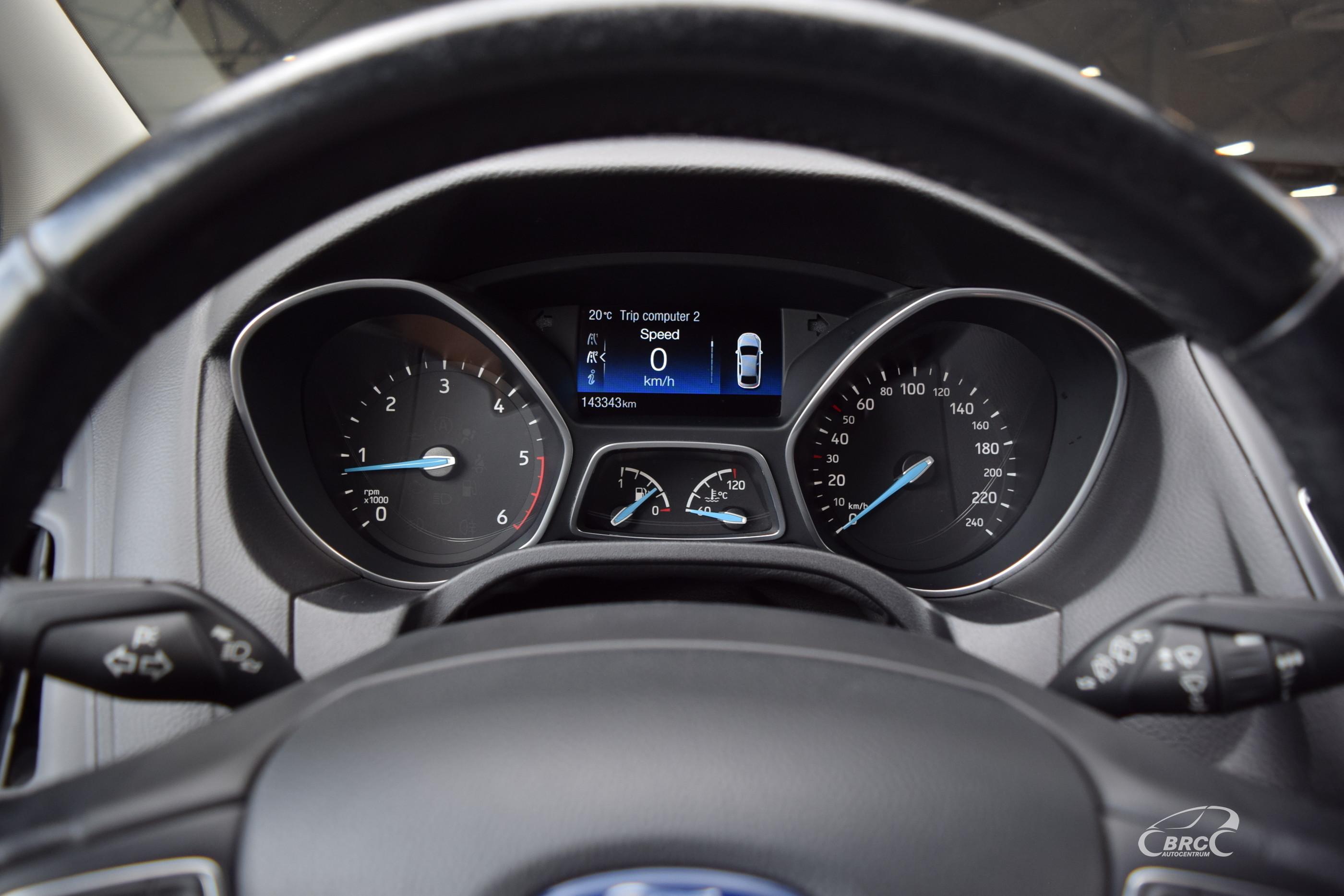 Ford Focus M/T