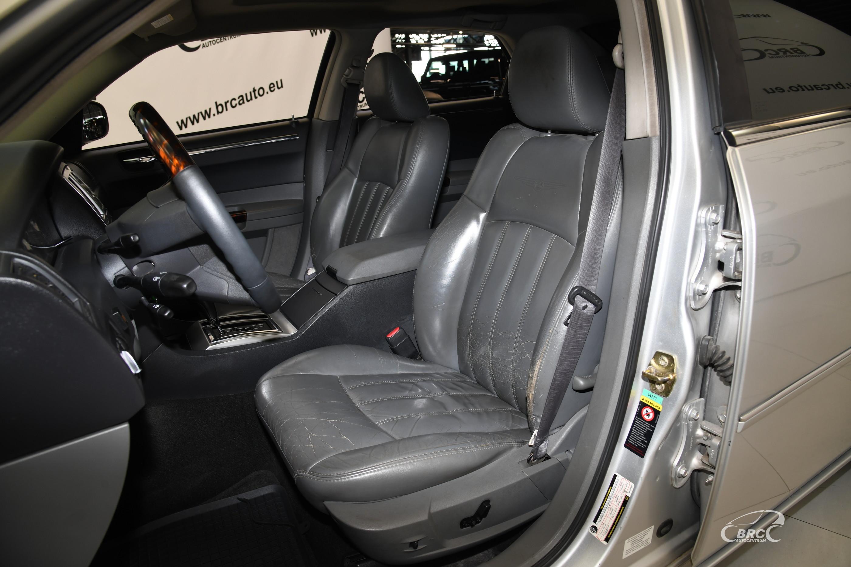 Chrysler 300 C 2.7 LPG Automatas
