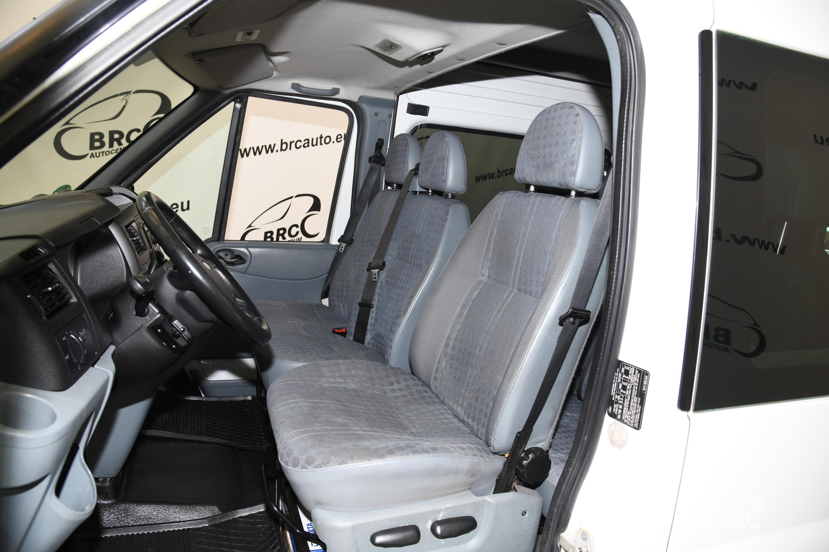 Ford Transit 2.2 TDCi 100 T300 Trend
