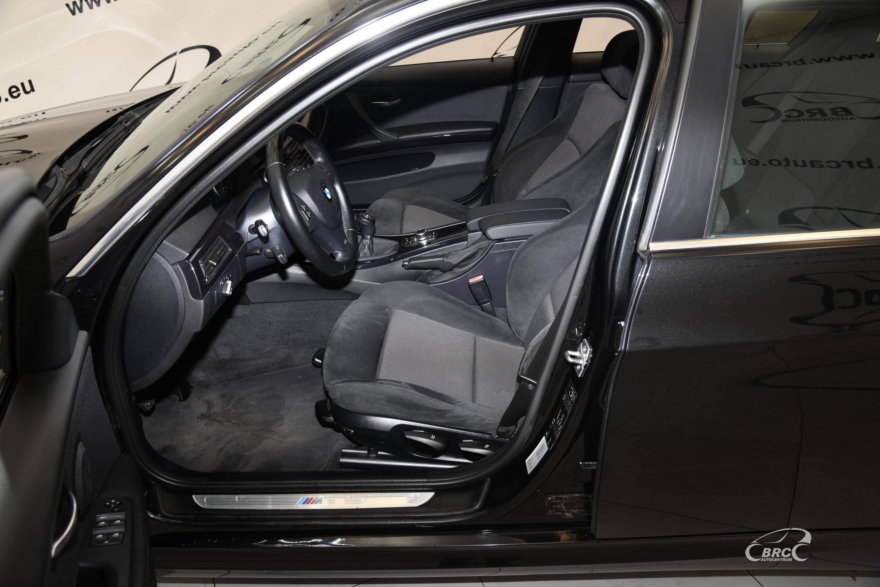 BMW 325 d M-Sport