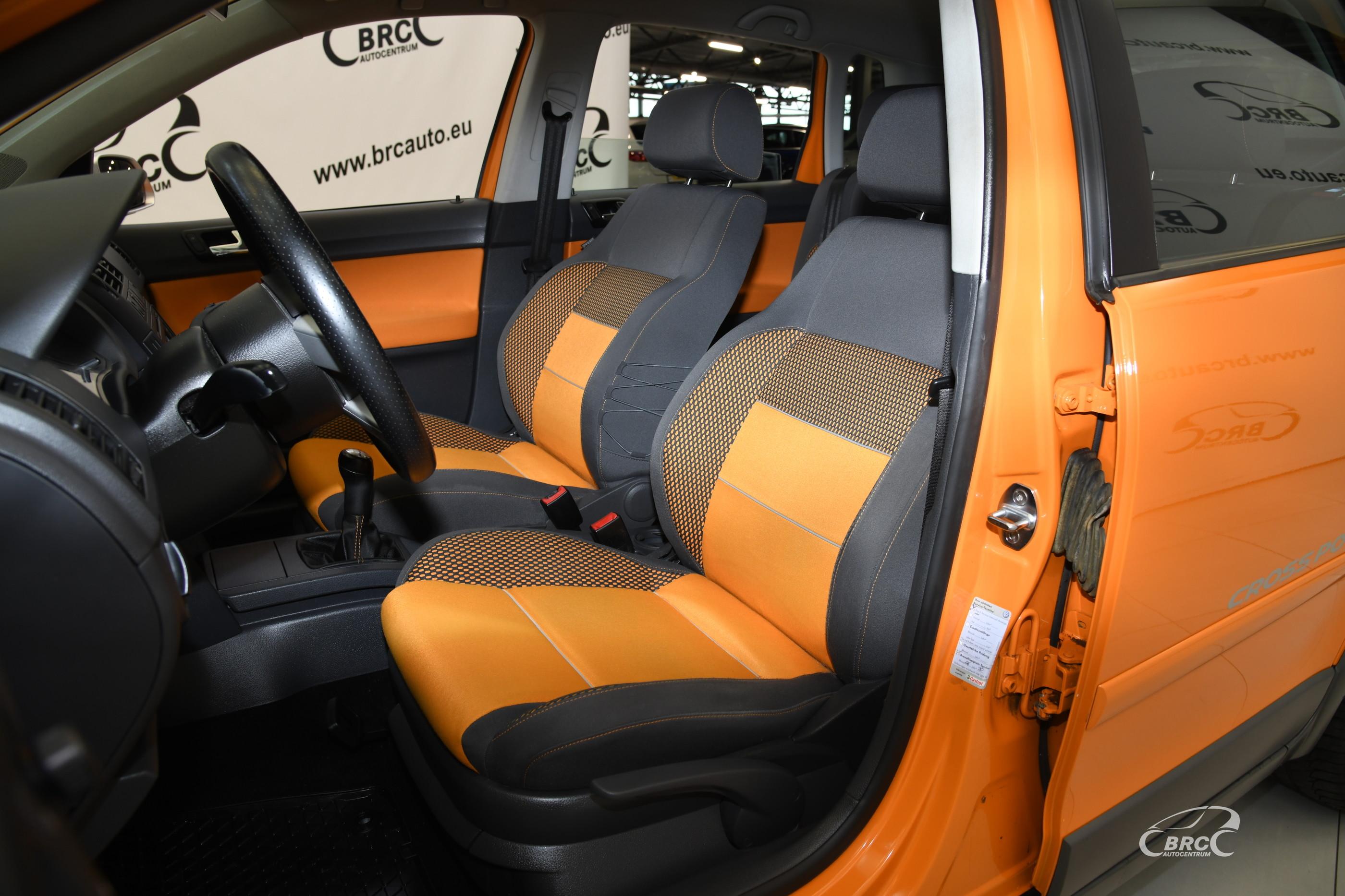 Volkswagen Polo Cross 1.4i LPG