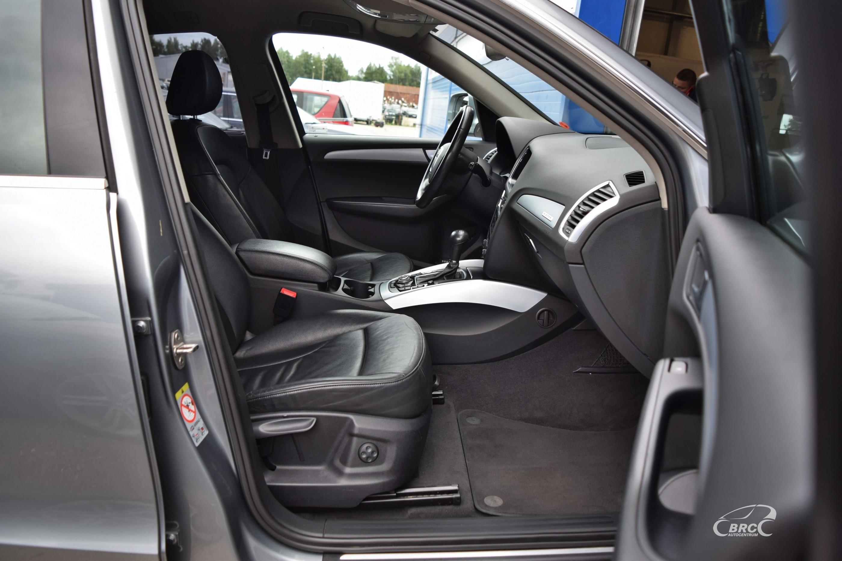 Audi Q5 TDi Quattro V6 A/T