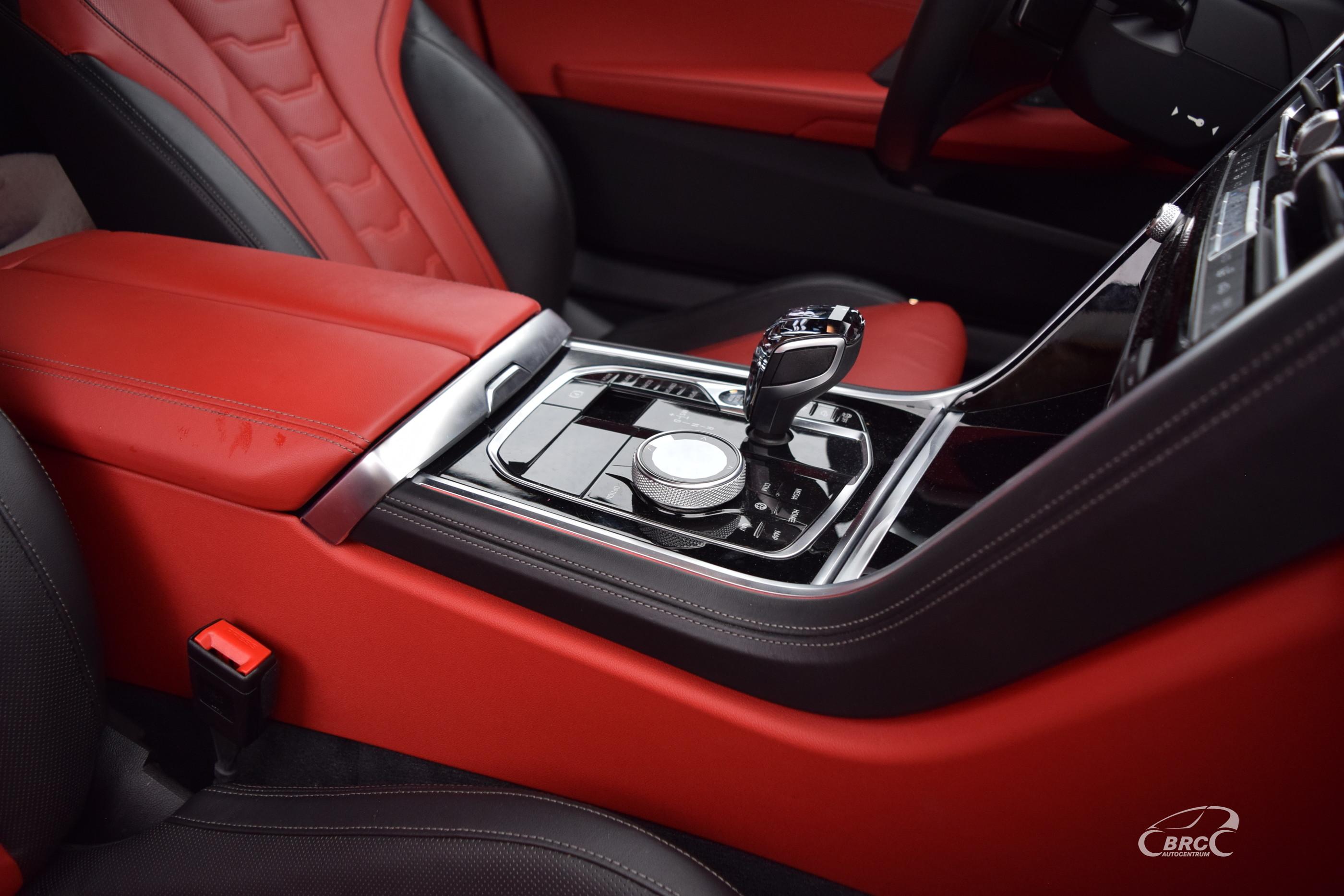 BMW 840 D xDrive M Sport