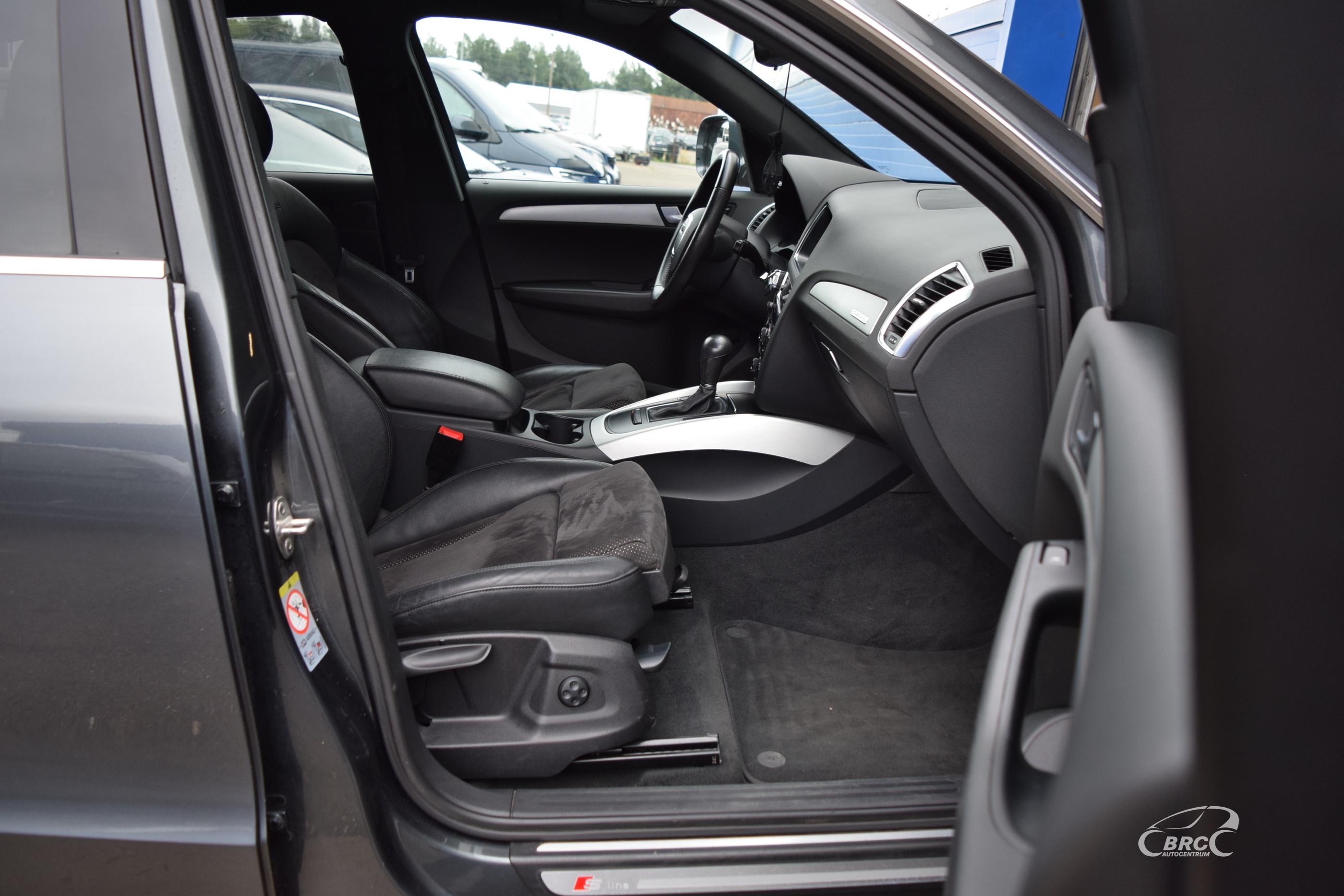 Audi Q5 S-Line TDi Quattro A/T