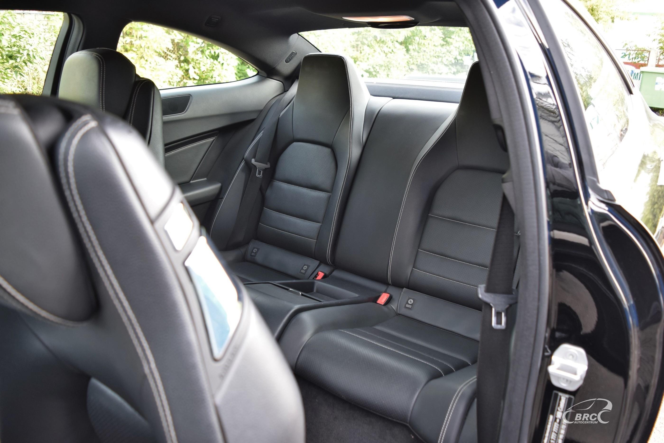 Mercedes-Benz C 180 Coupe A/T