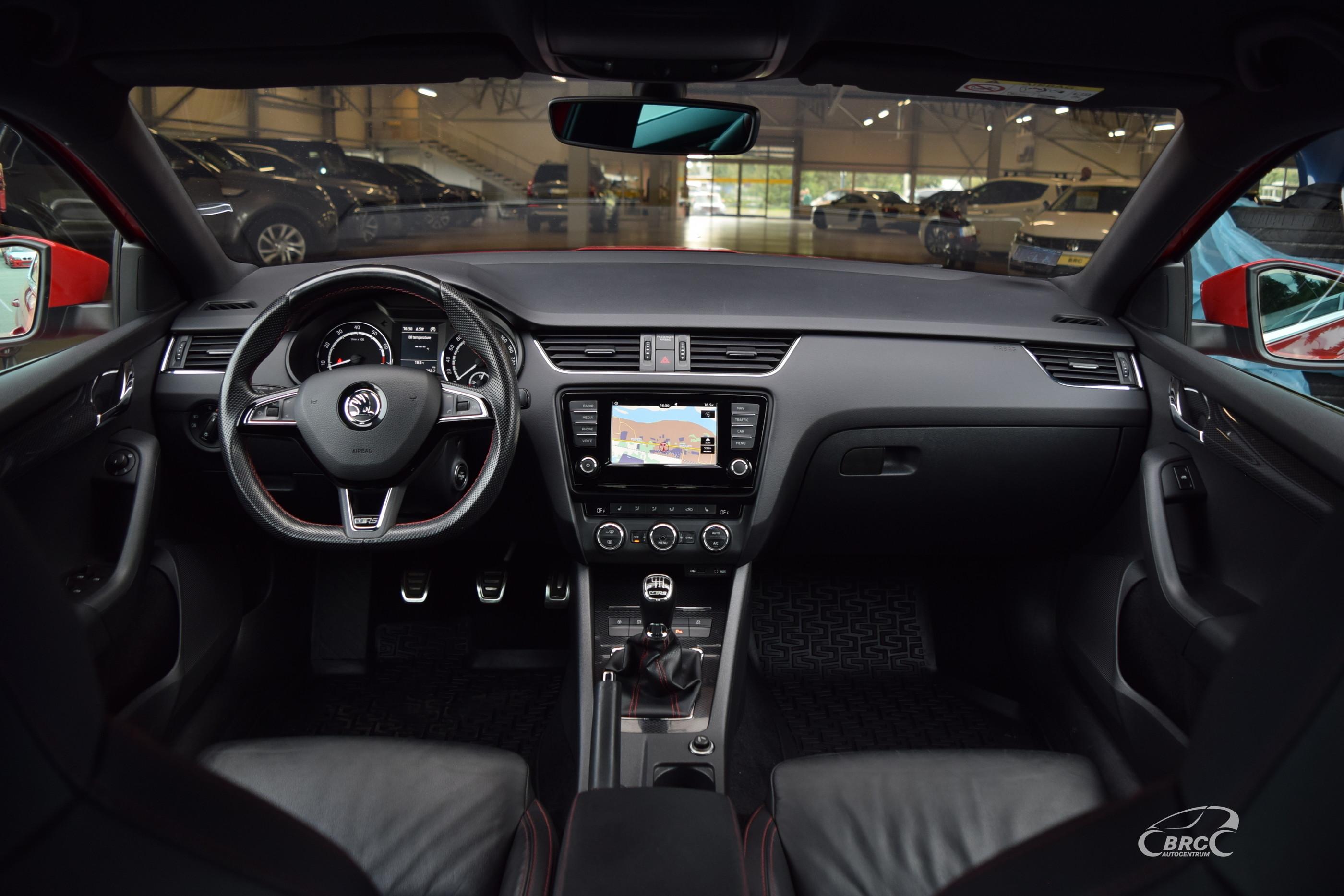 Skoda Octavia RS M/T