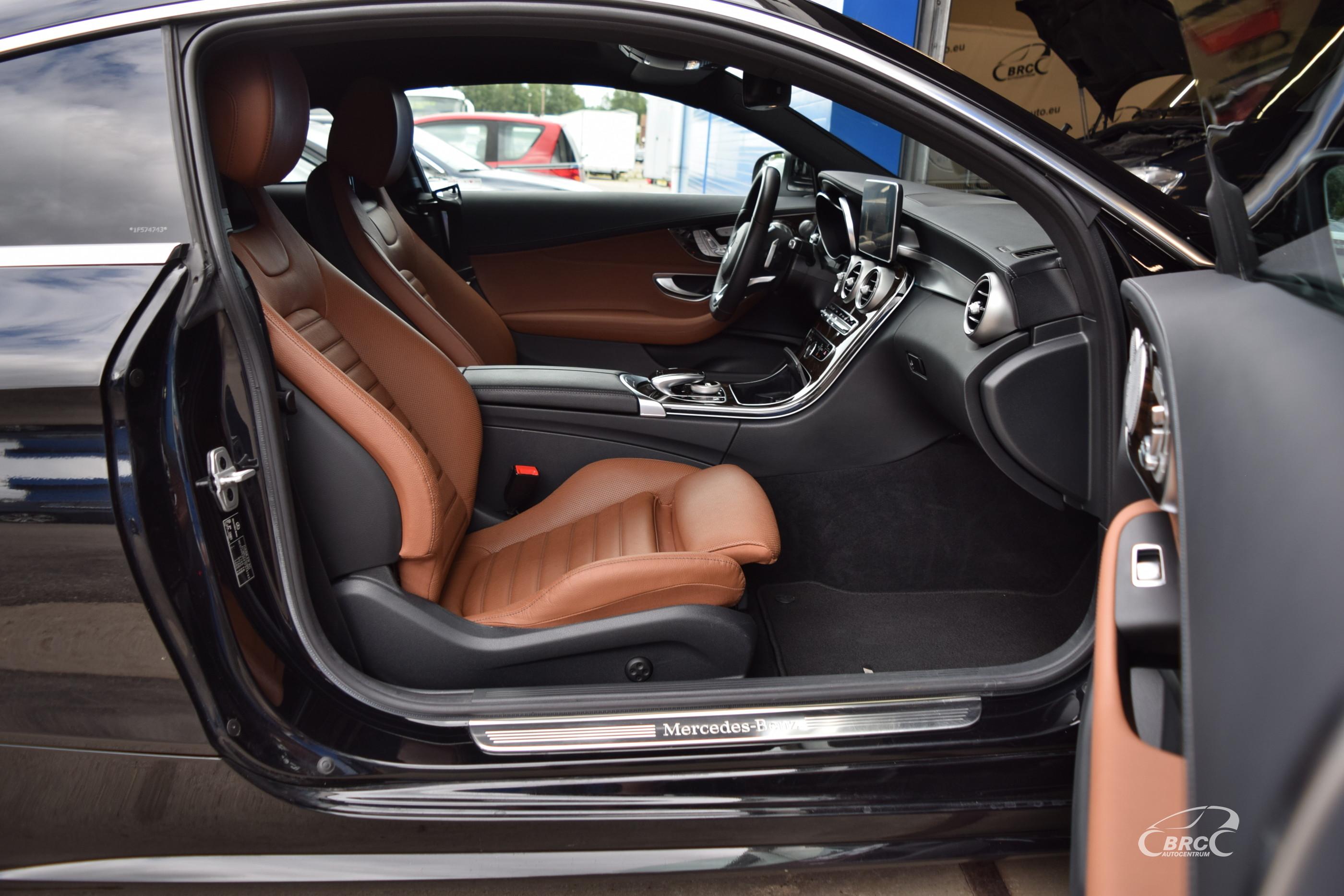 Mercedes-Benz C 250 d AMG Design 4Matic
