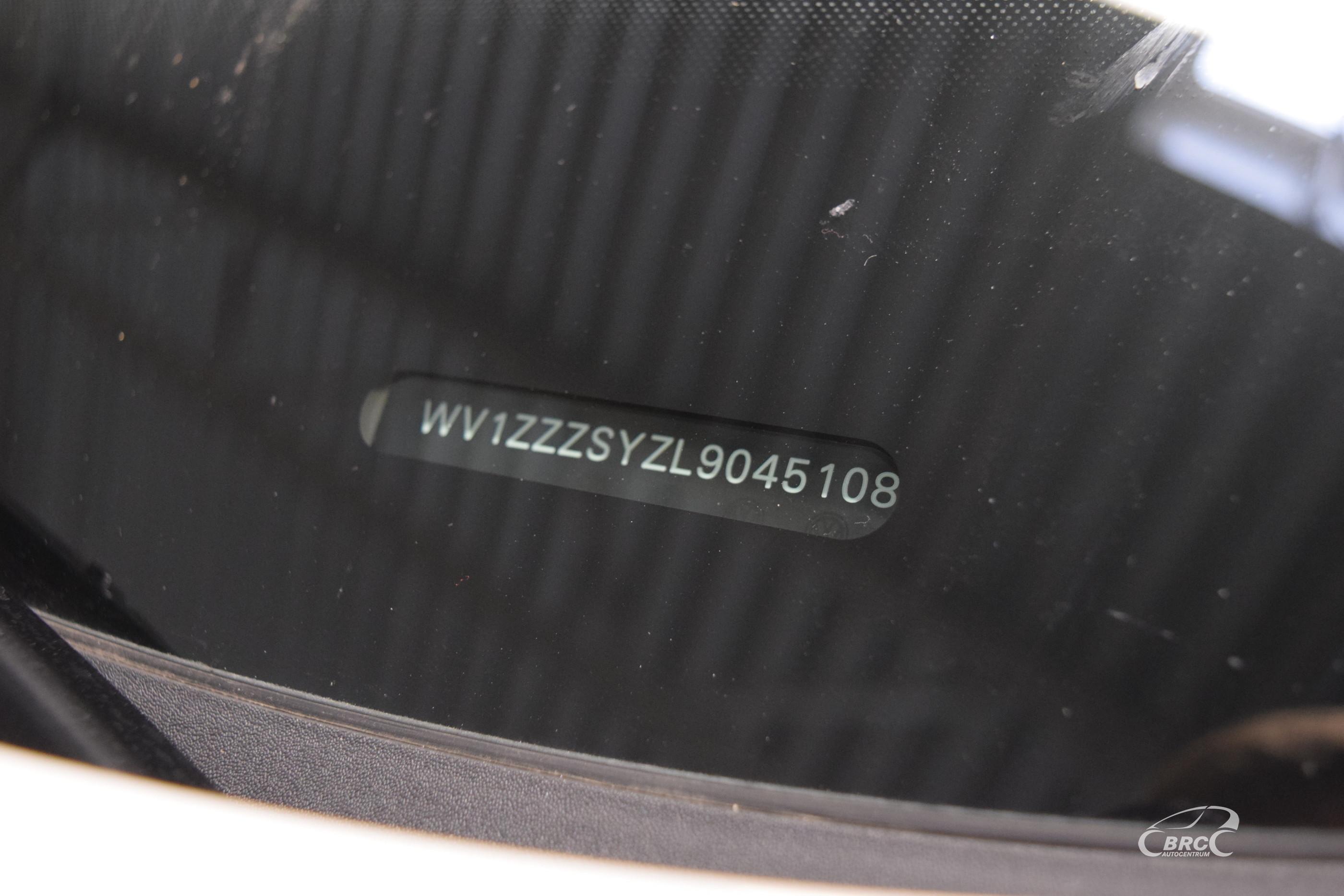Volkswagen Crafter L2H2