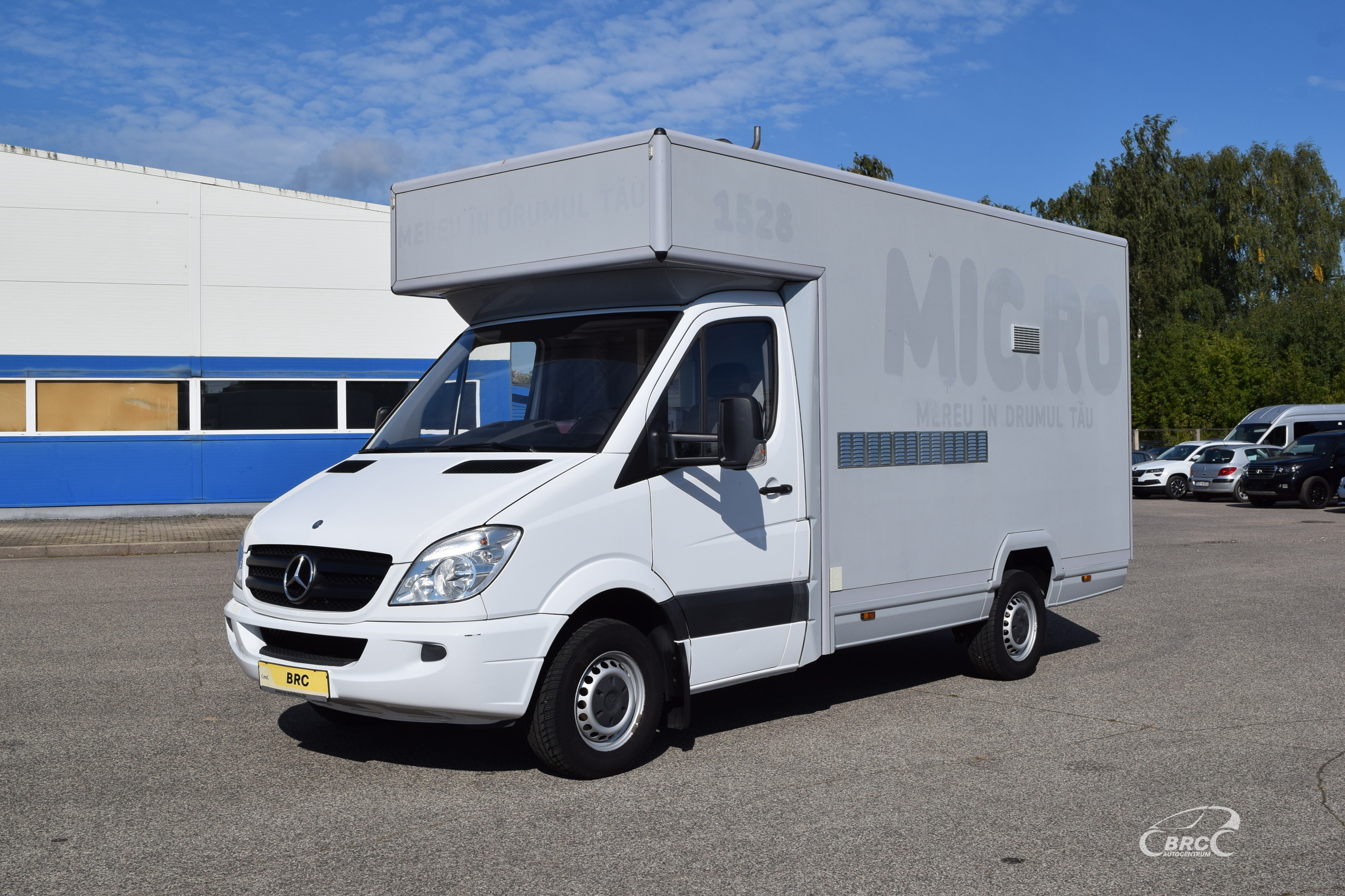 Mercedes-Benz Sprinter Foodtruck