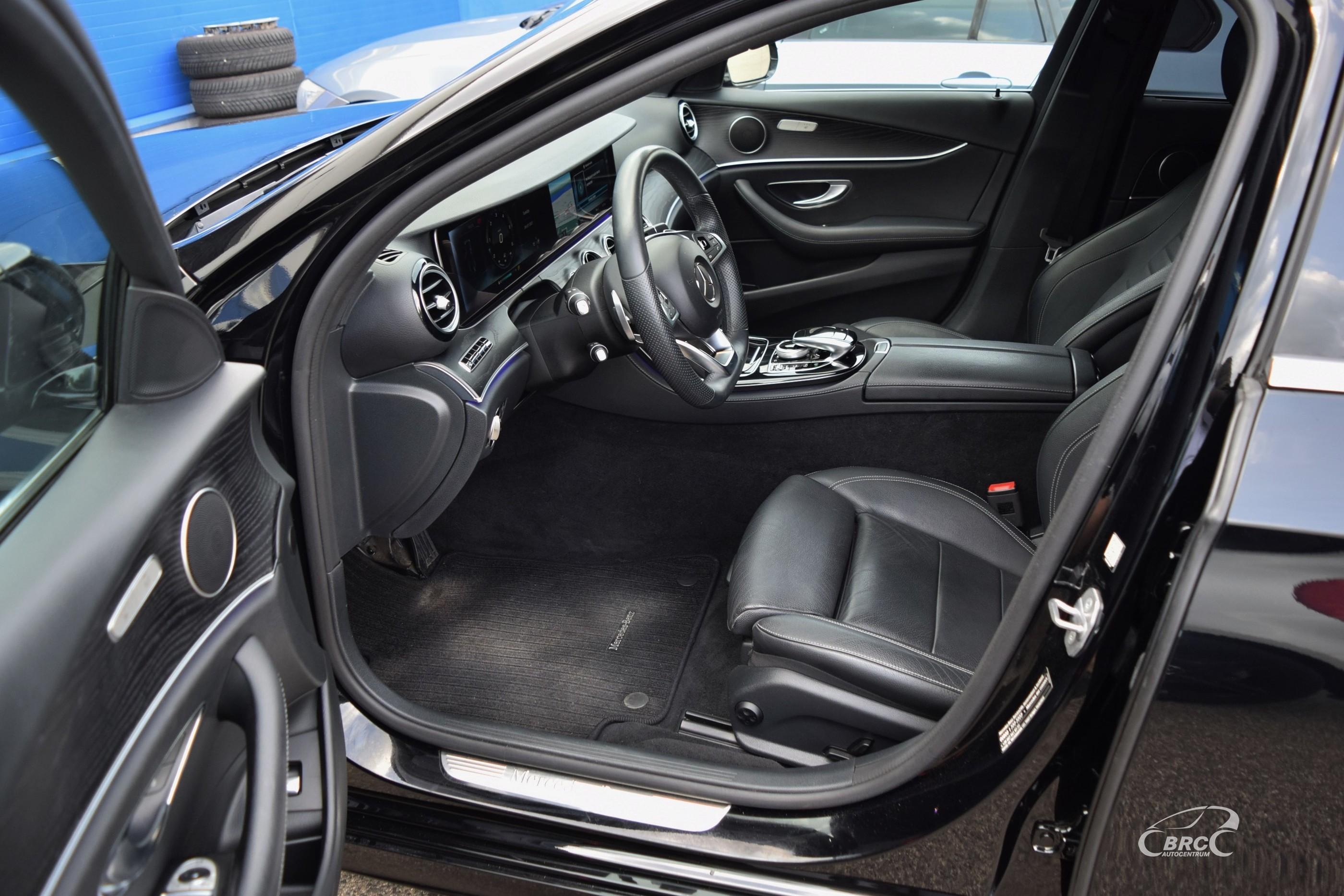 Mercedes-Benz E 350 D AMG Design
