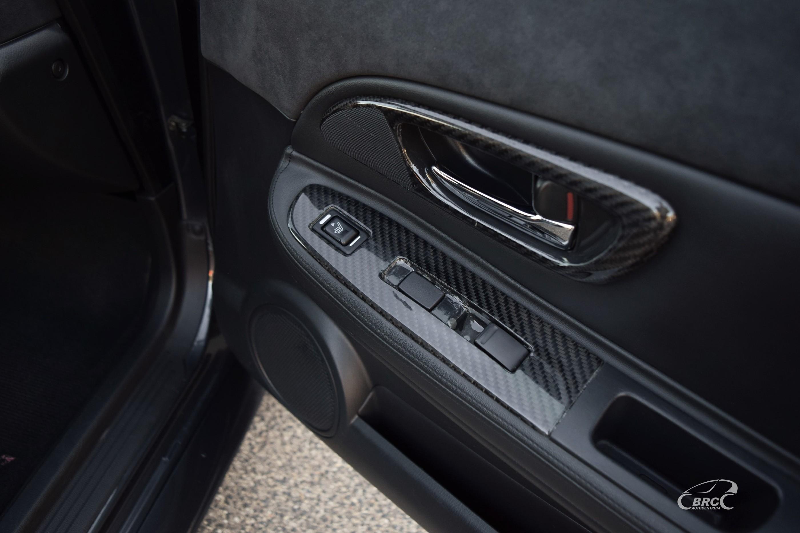 Subaru Impreza STi 430hp/550nm