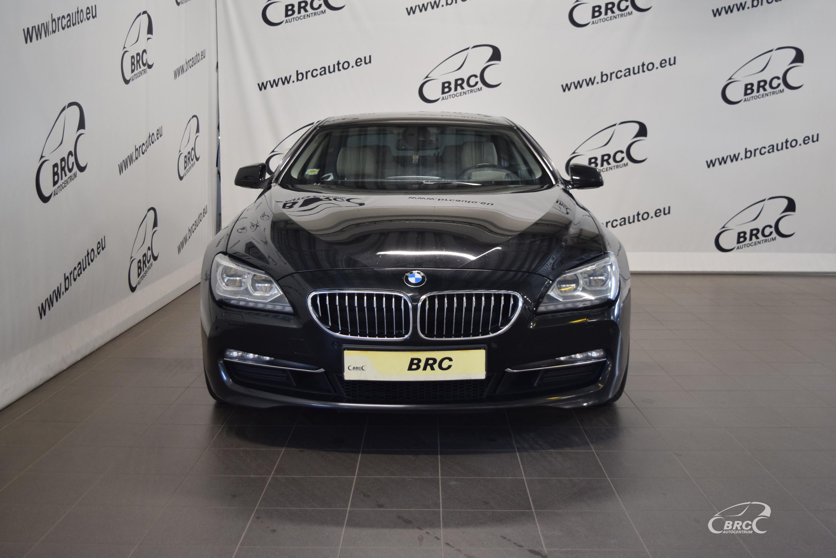 BMW 640 d Coupe A/T