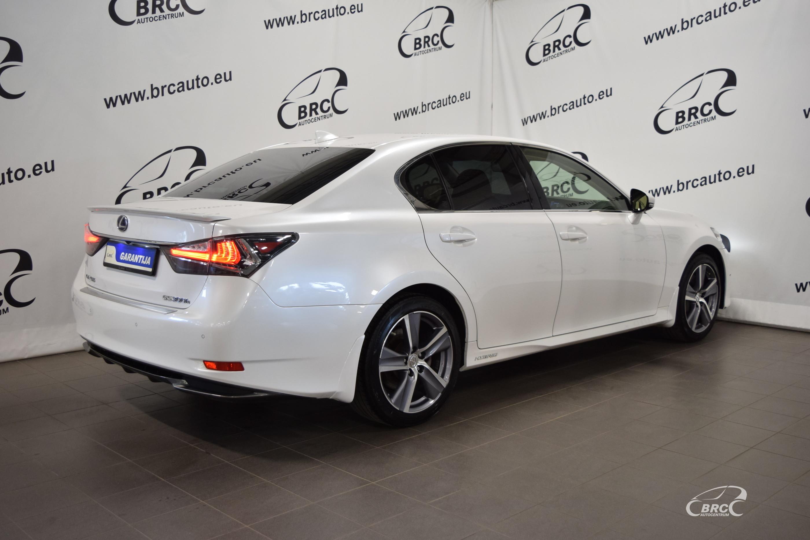Lexus GS 300 Hybrid Executive