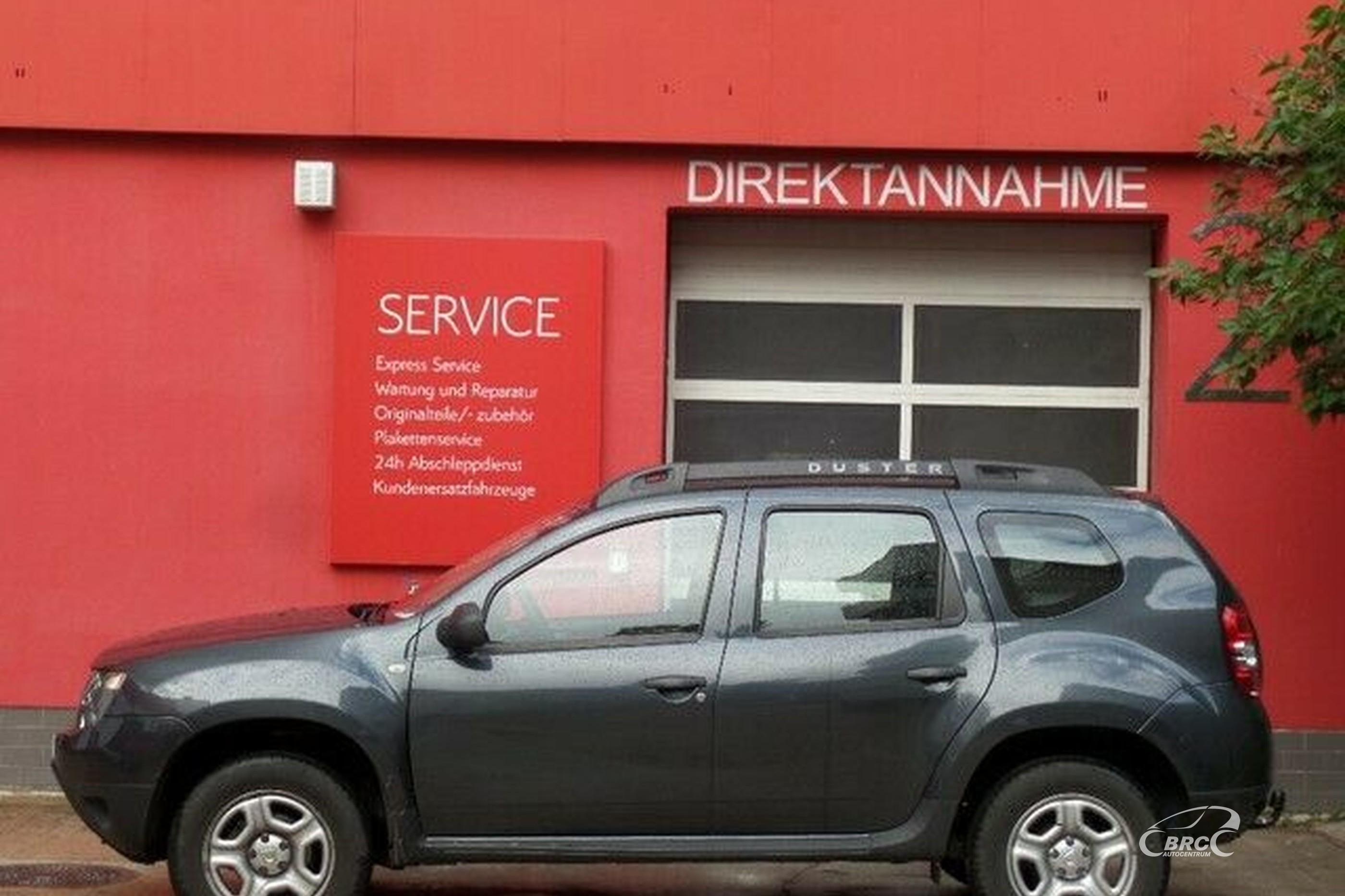 Dacia Duster 1.6 SCe