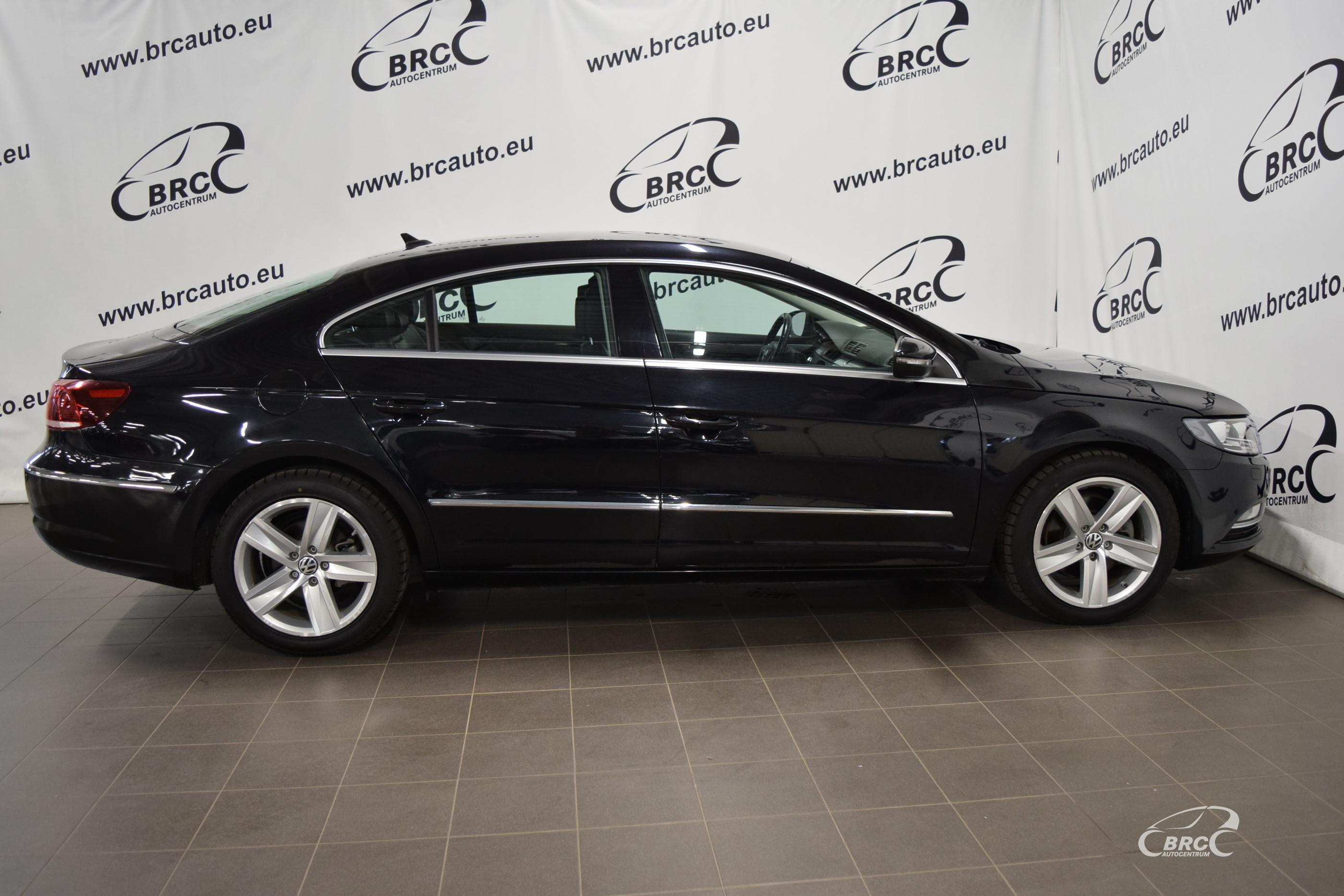Volkswagen CC DSG