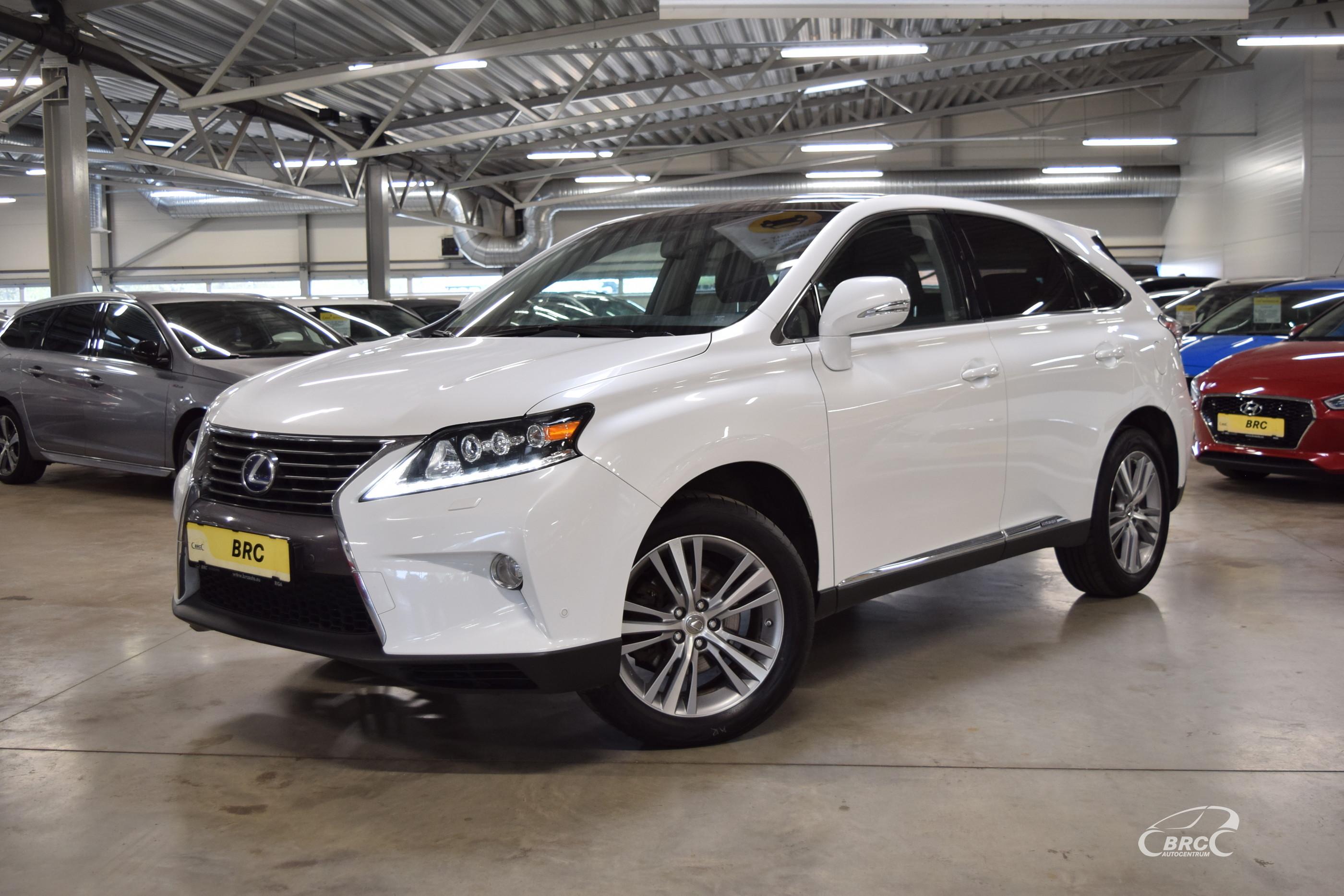 Lexus RX 450 Hybrid