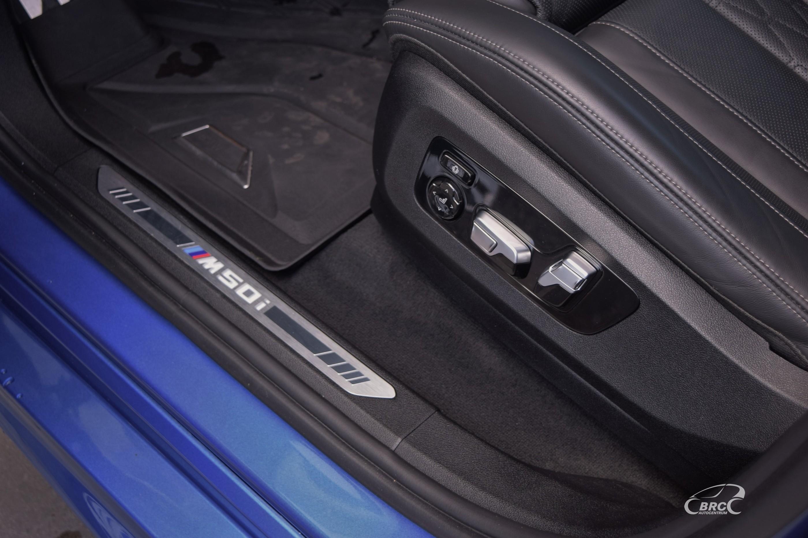 BMW X6M 50i