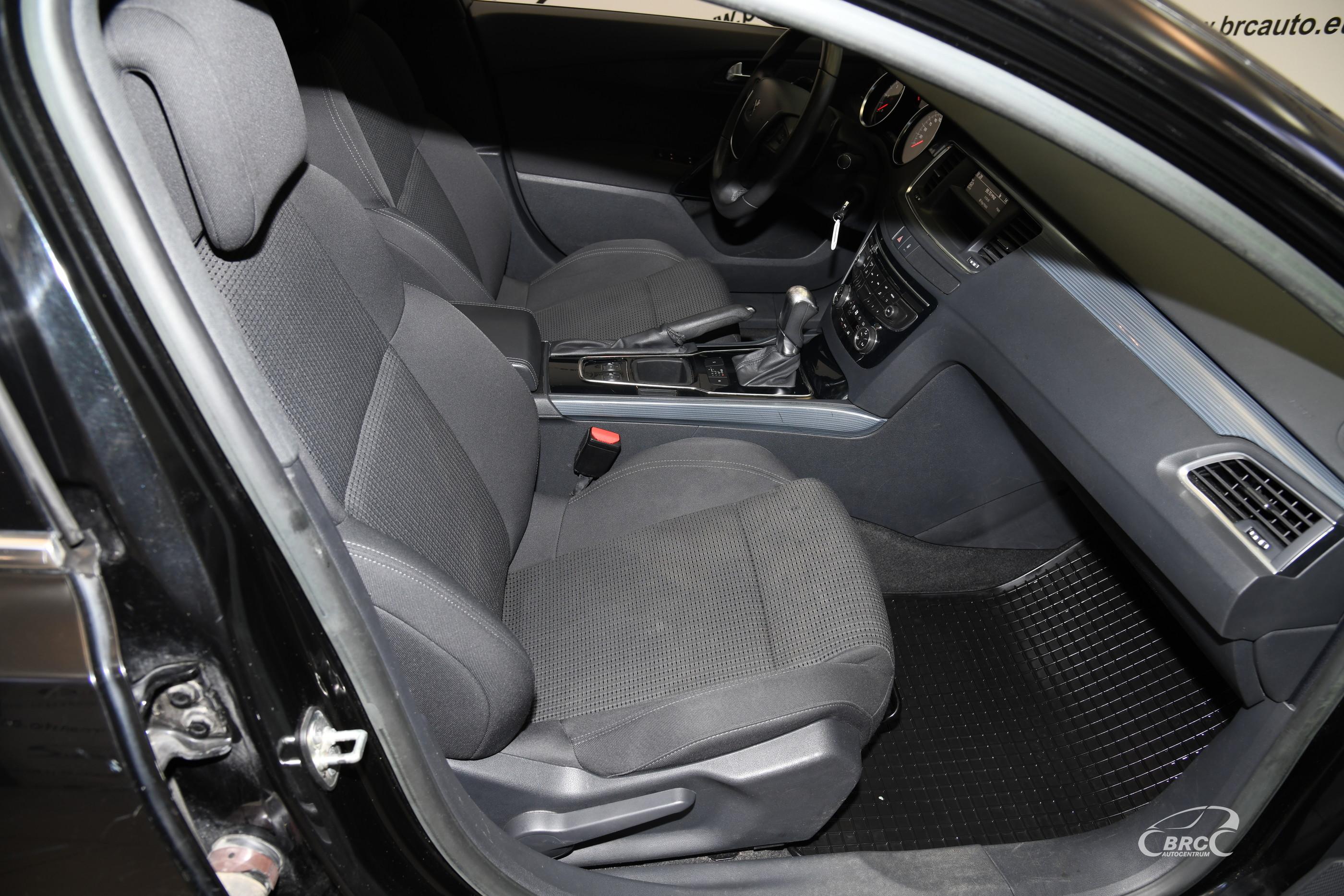 Peugeot 508 2.0 HDi SW Automatas