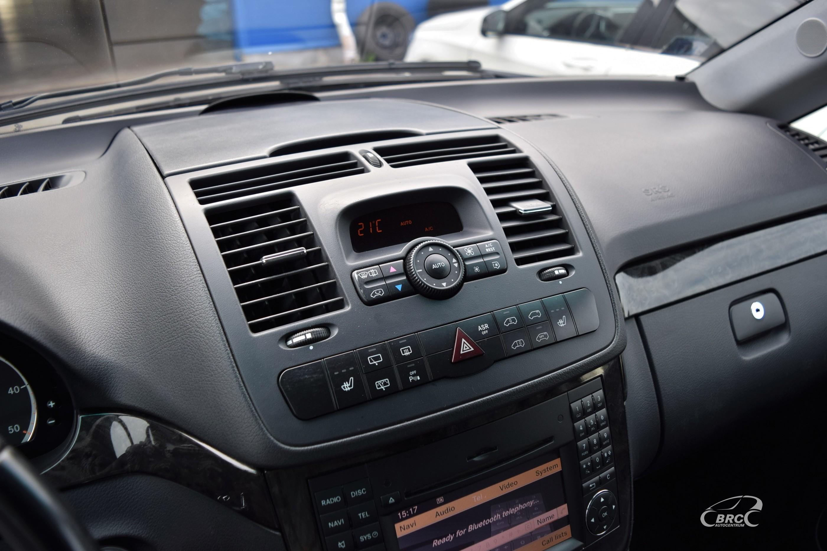 Mercedes-Benz Viano Ambiente V6 CDi A/T 6 seats