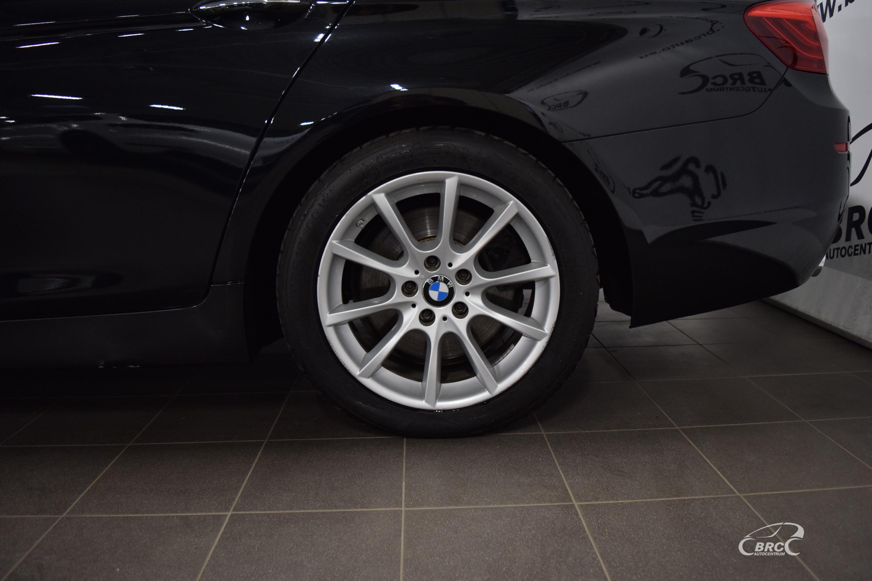 BMW 535 dA Touring Luxury Line