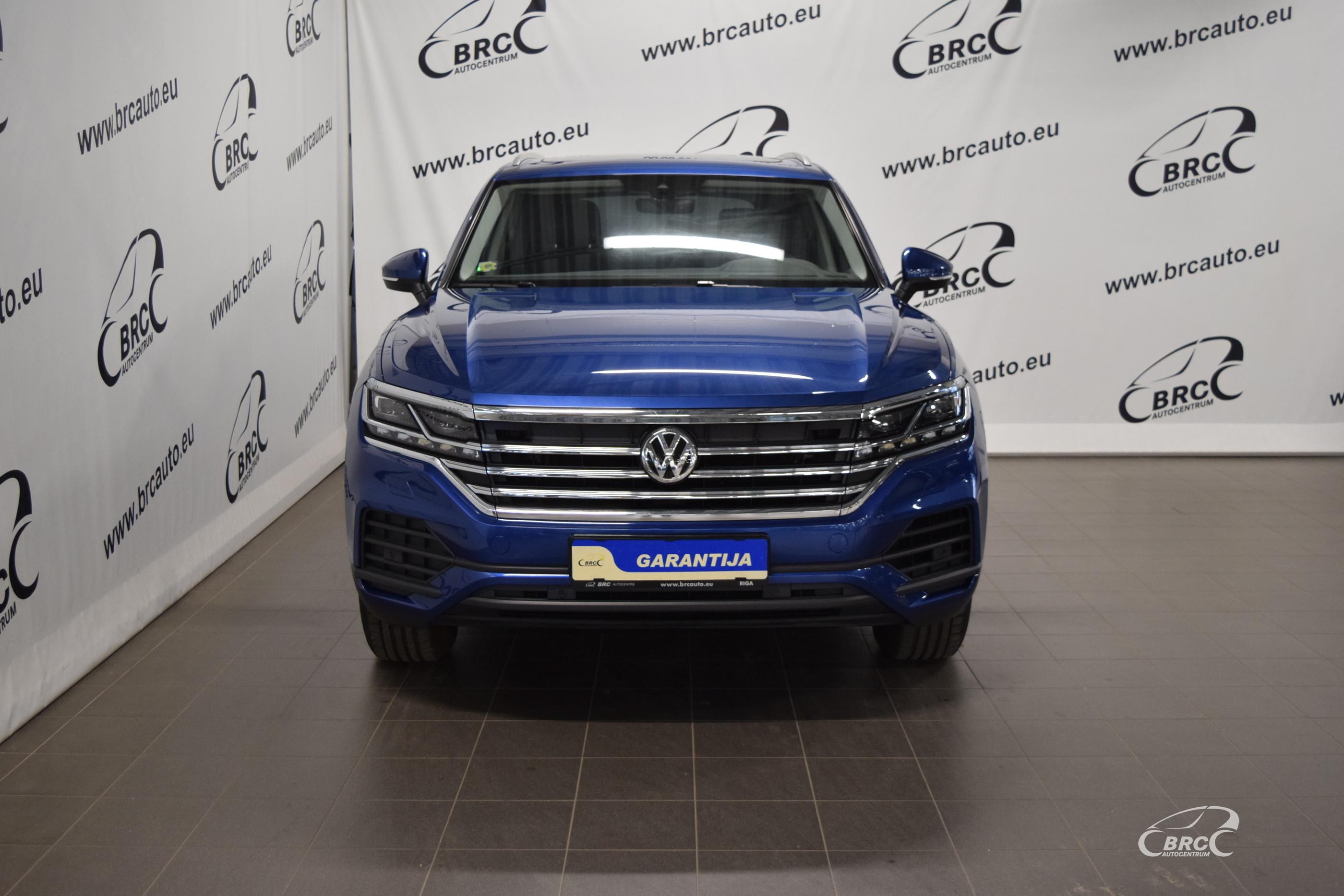 Volkswagen Touareg A/T