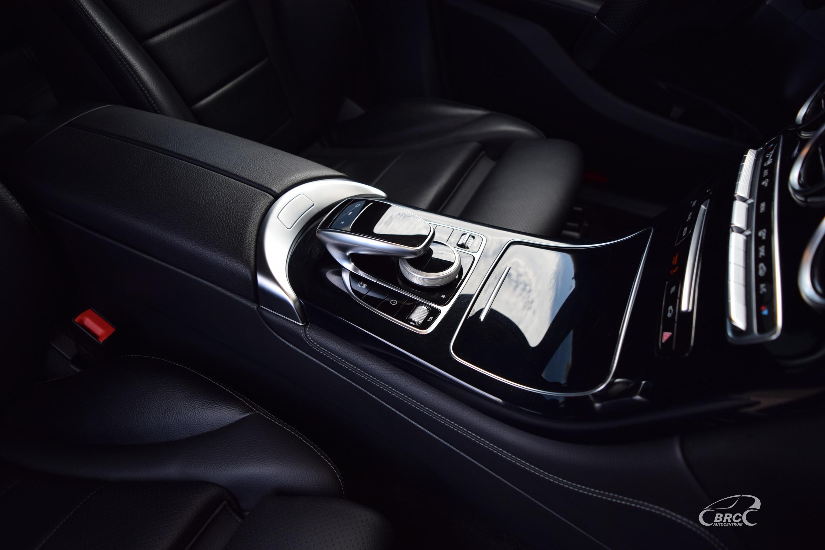 Mercedes-Benz GLC 250 D 4 Matic