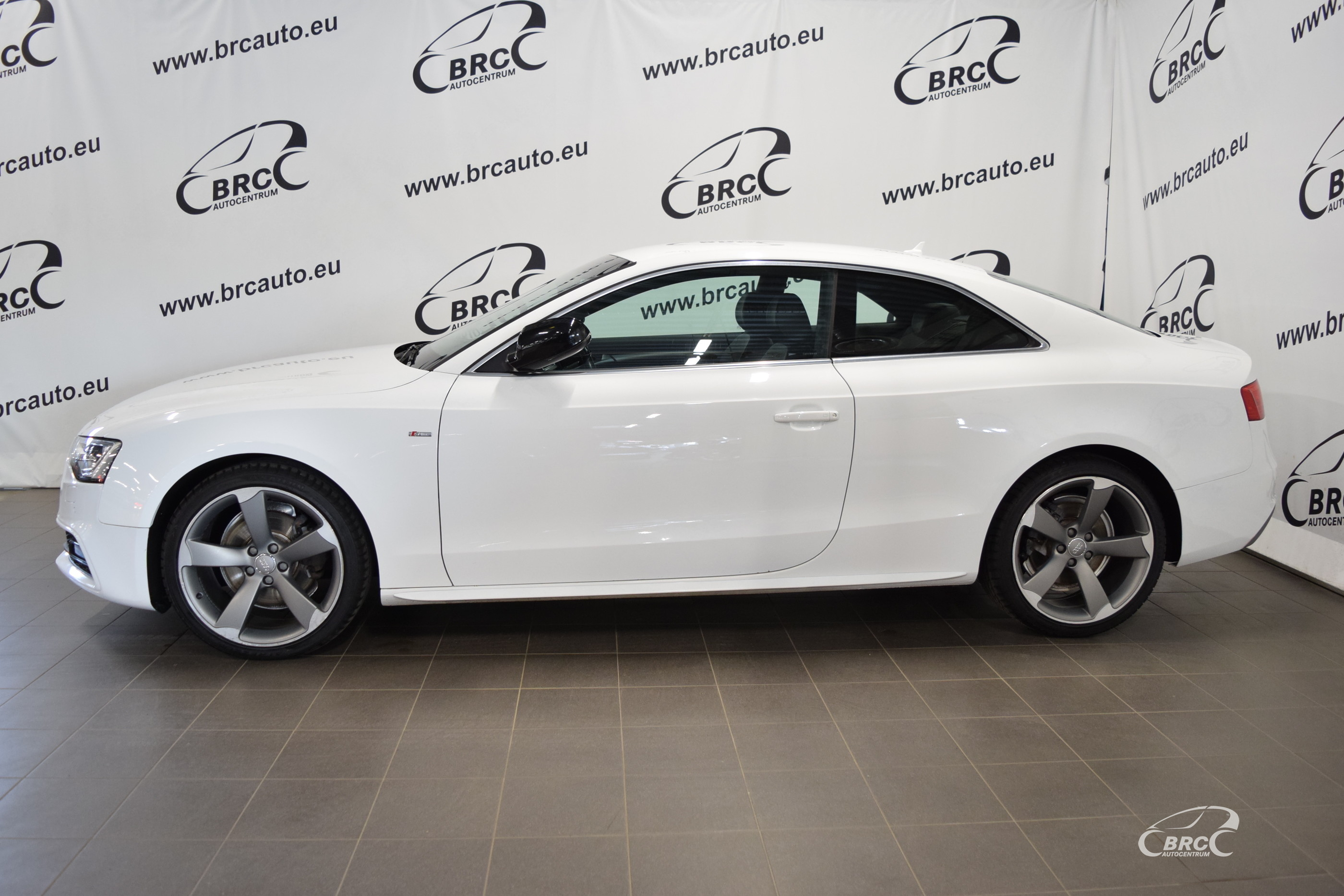 Audi A5 Coupe TDi S-Line A/T