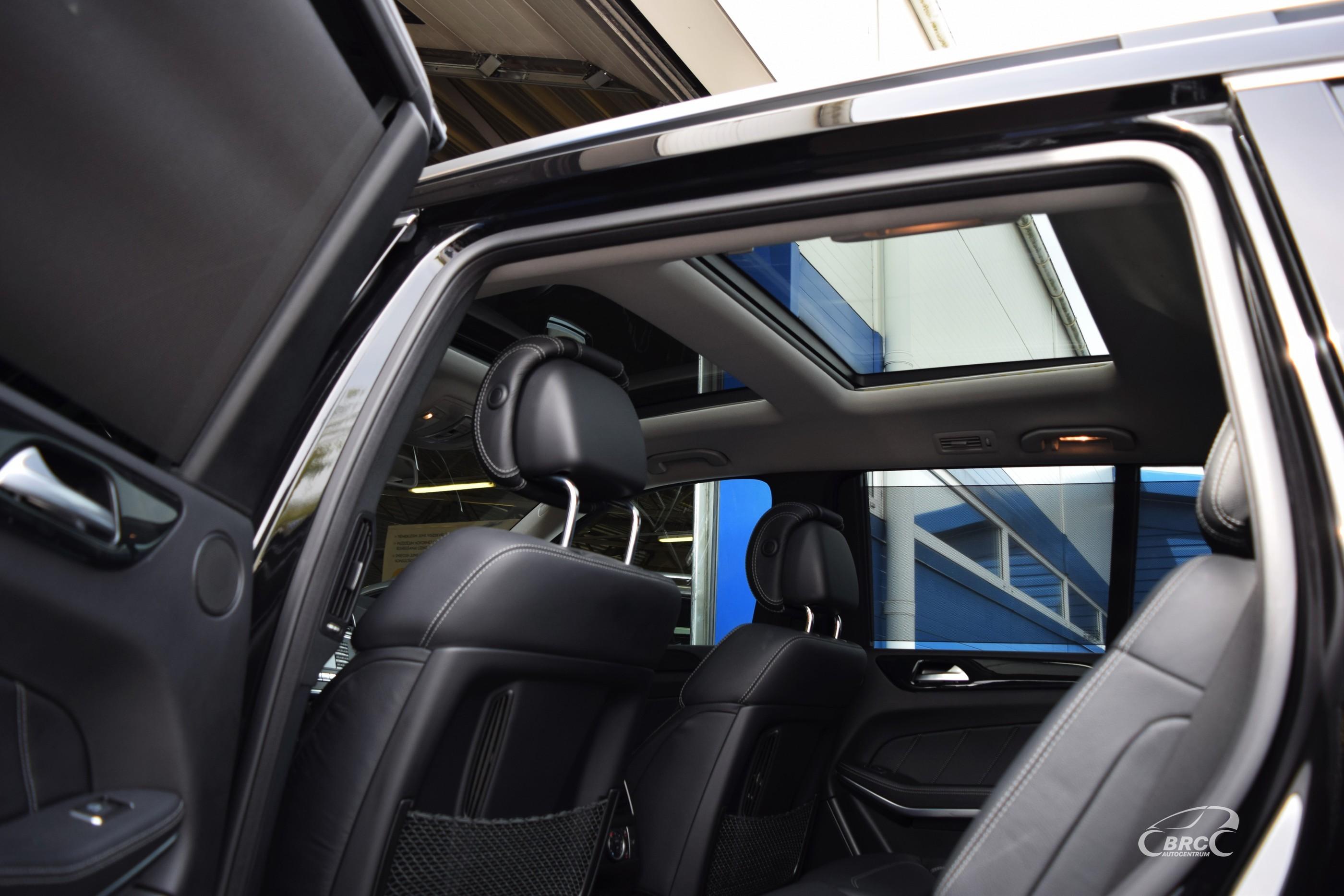 Mercedes-Benz GL 350 AMG Design Bluetec 4Matic