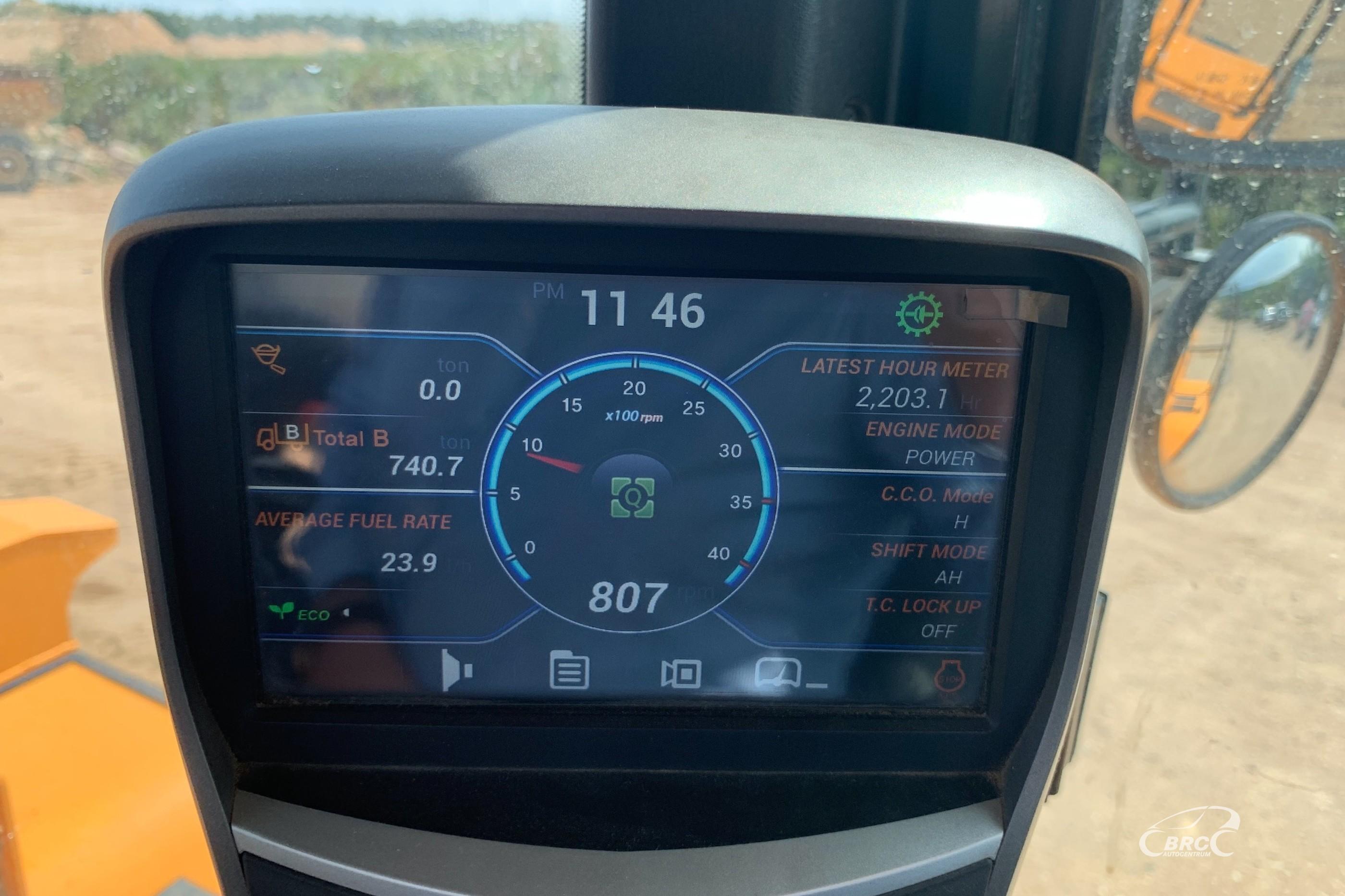 Hyundai HL970 4.2m3