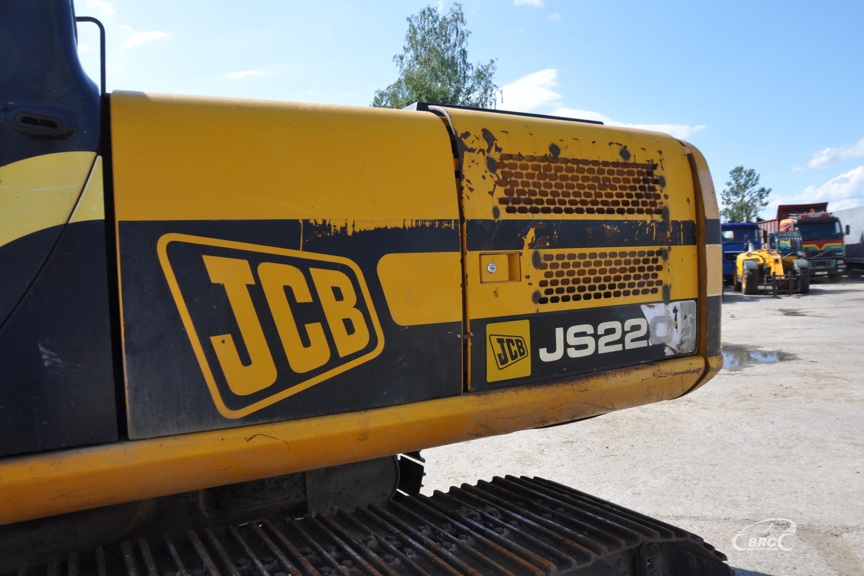 JCB JS220LC