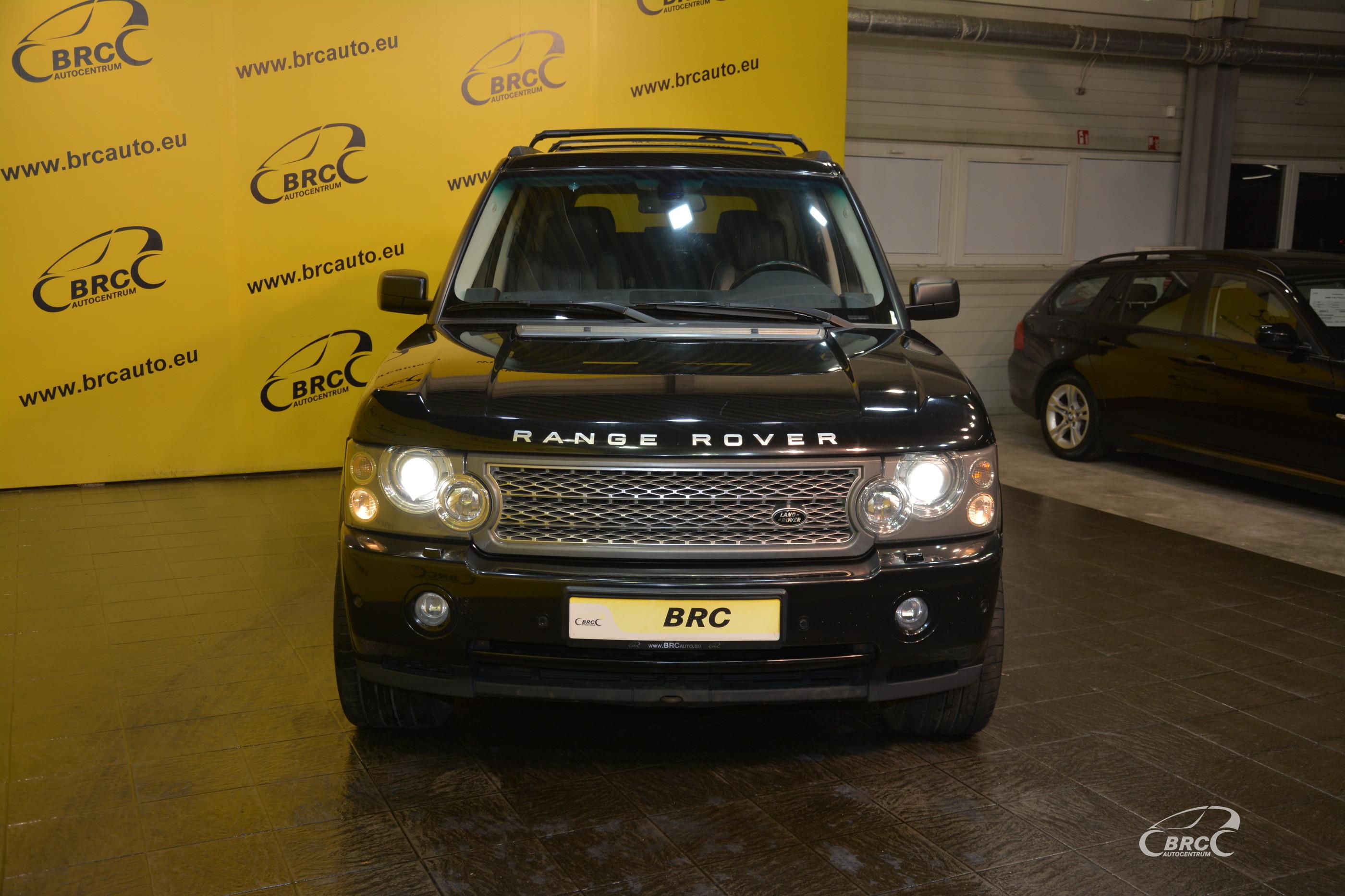 Land Rover Range Rover 3.6TDV8 Automatas