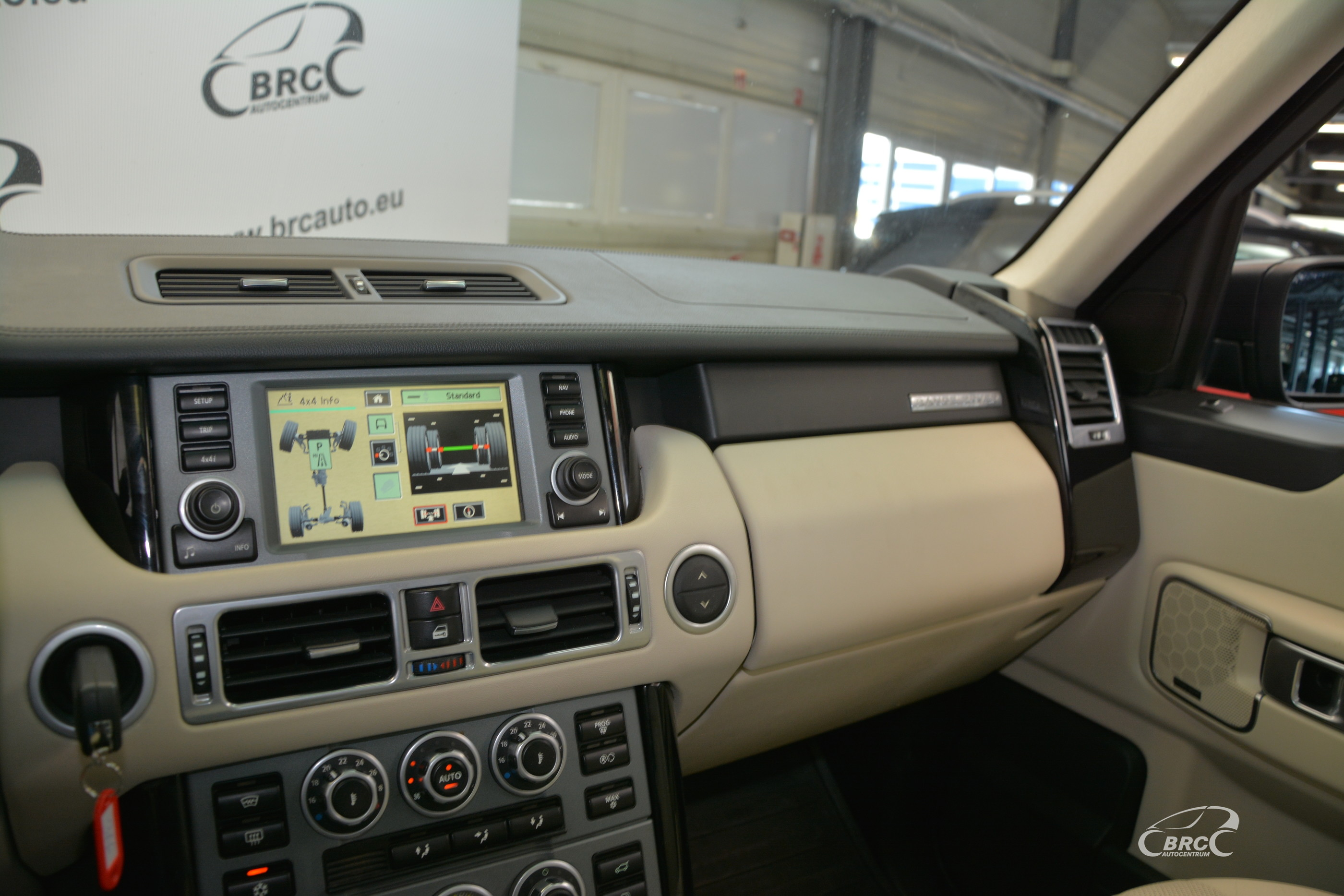 Land Rover Range Rover 3.6 TDV8 Vogue Automatas