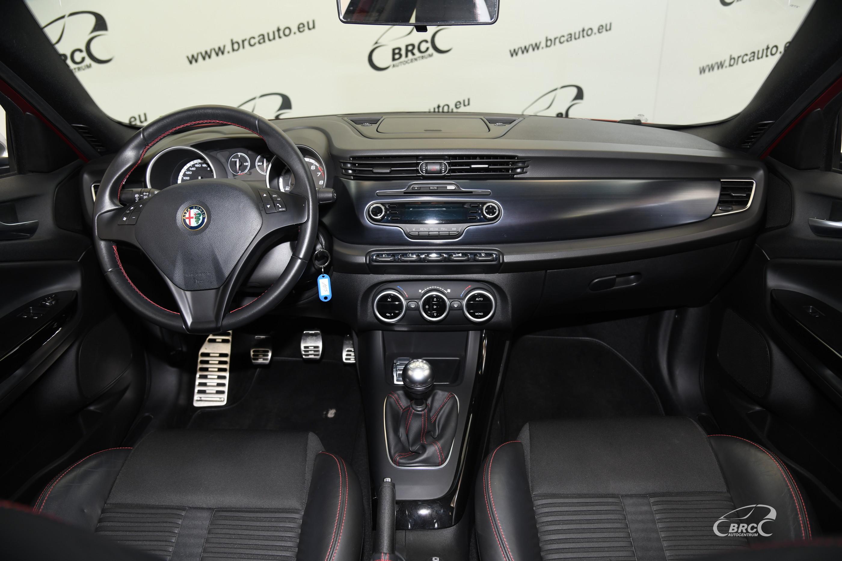 Alfa Romeo Giulietta 1.4i Multi Air Sportiva