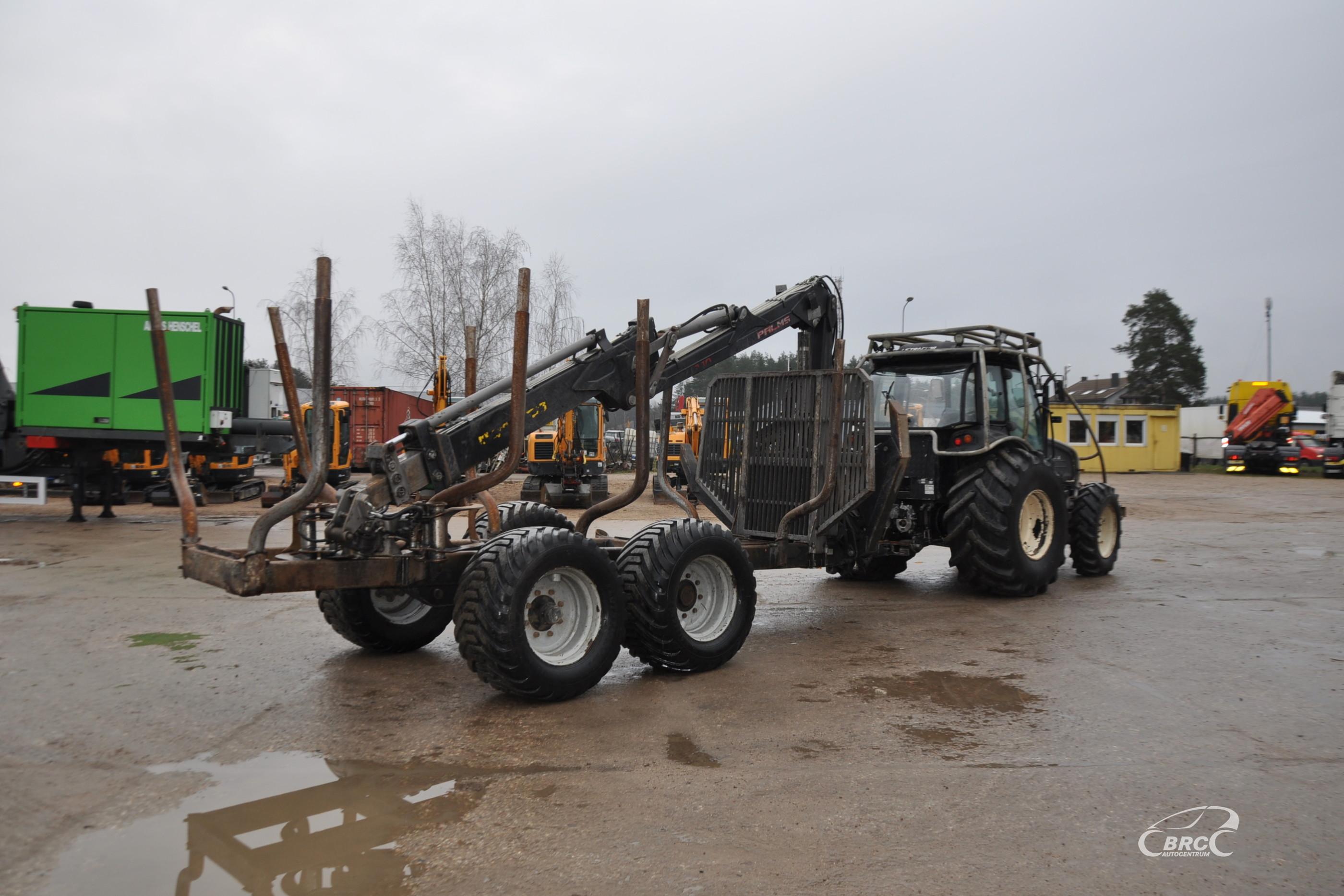LS PLUS100 Forest trailer Palms 13D