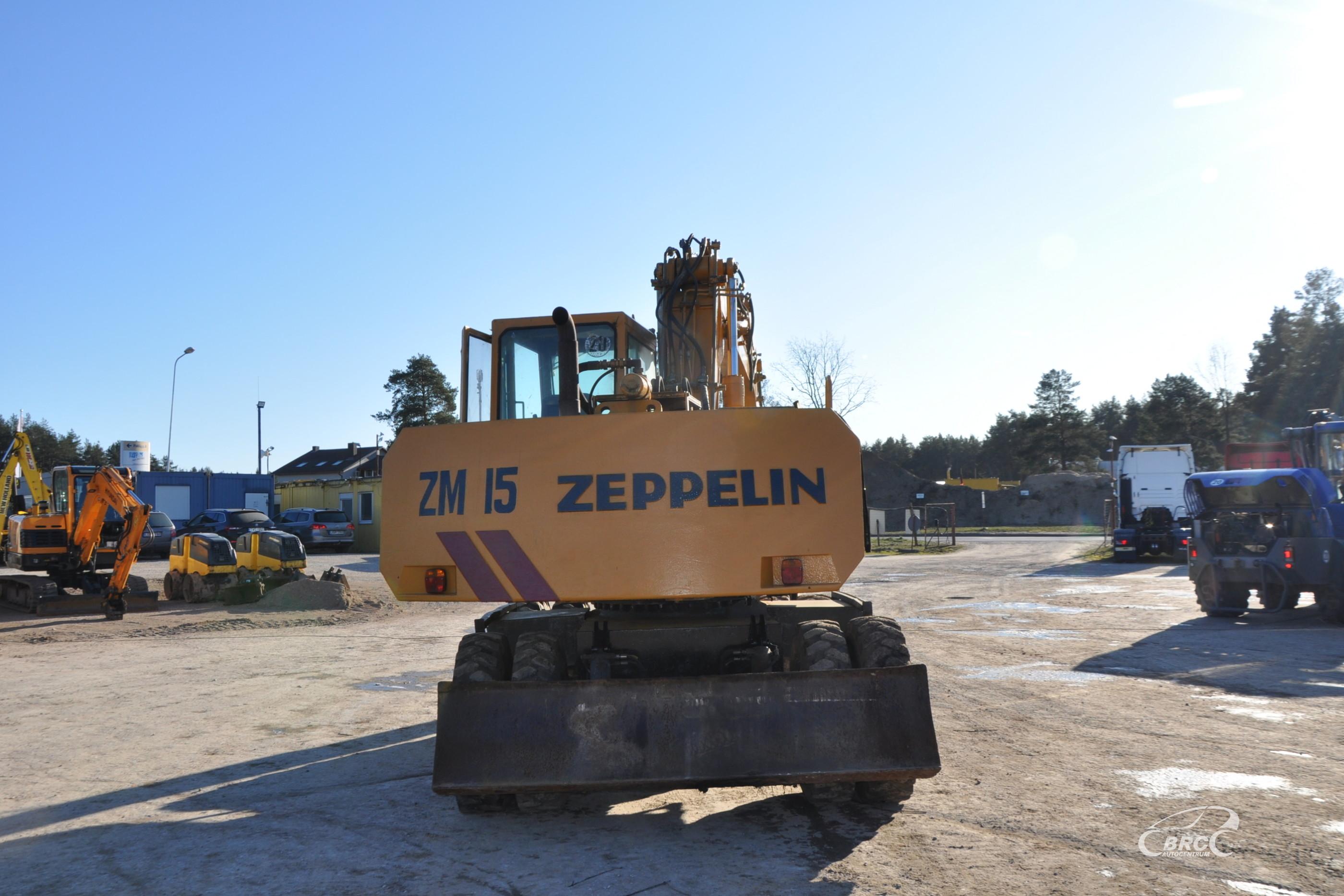 Zeppelin ZM15