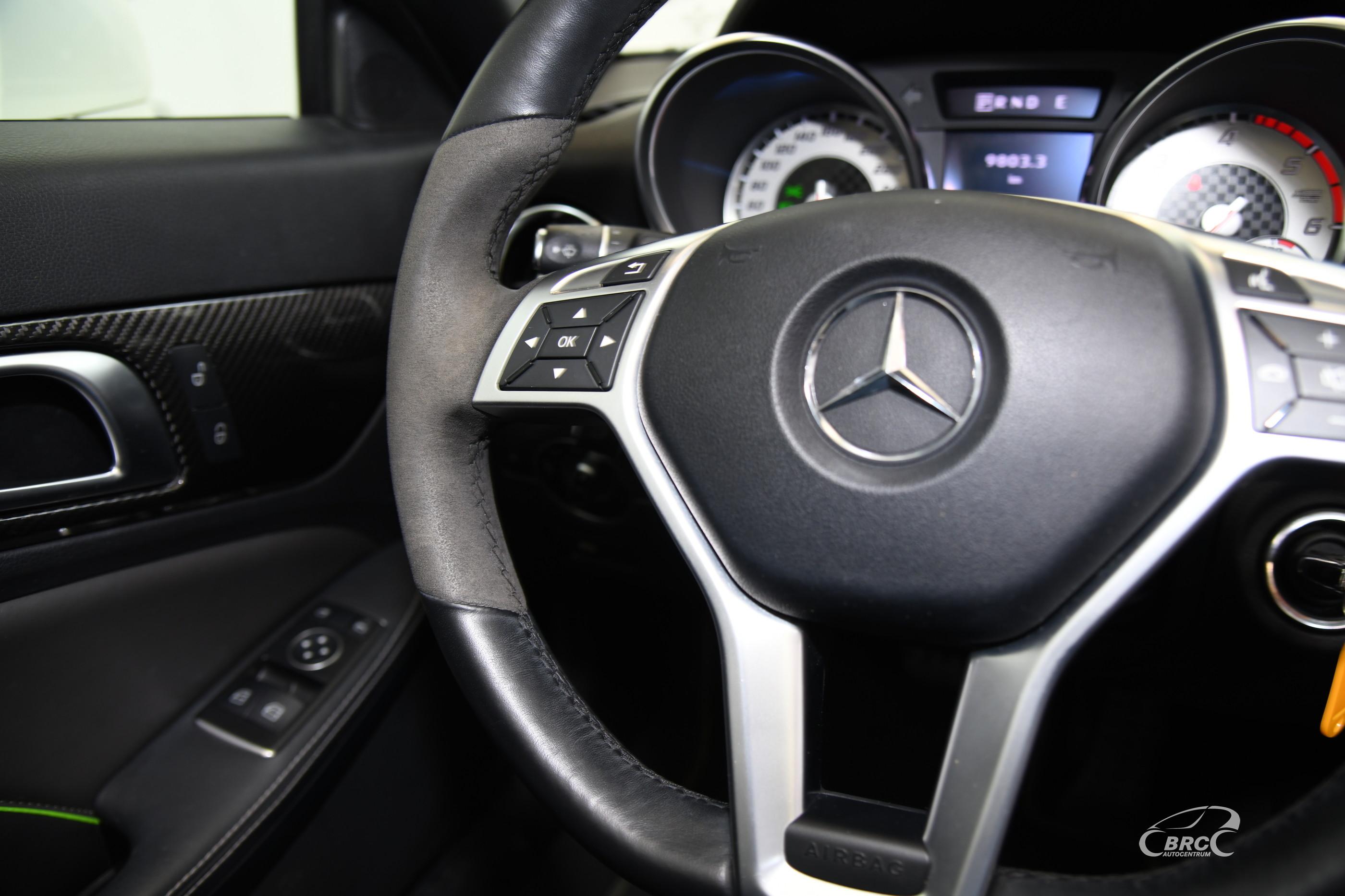 Mercedes-Benz SLK 250 CDI BlueEfficiency Carbon Look Edition Roadster Au
