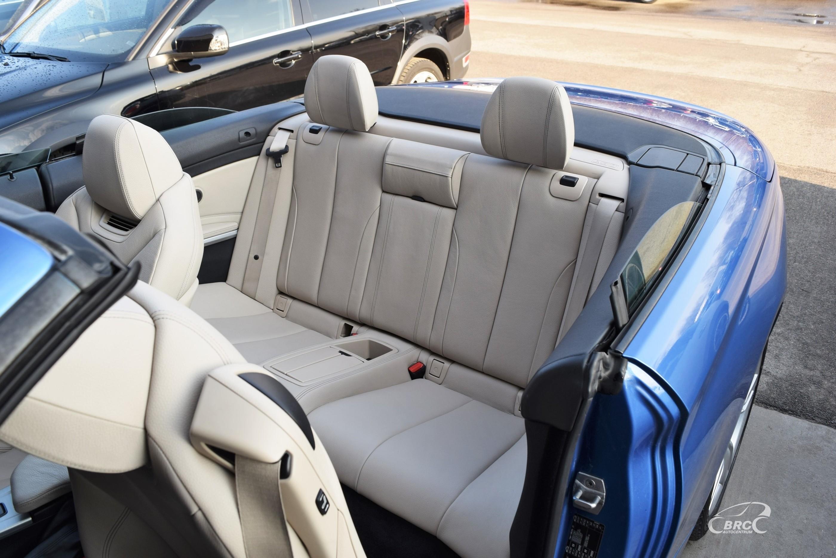 BMW 428 i Cabrio M-Pakete
