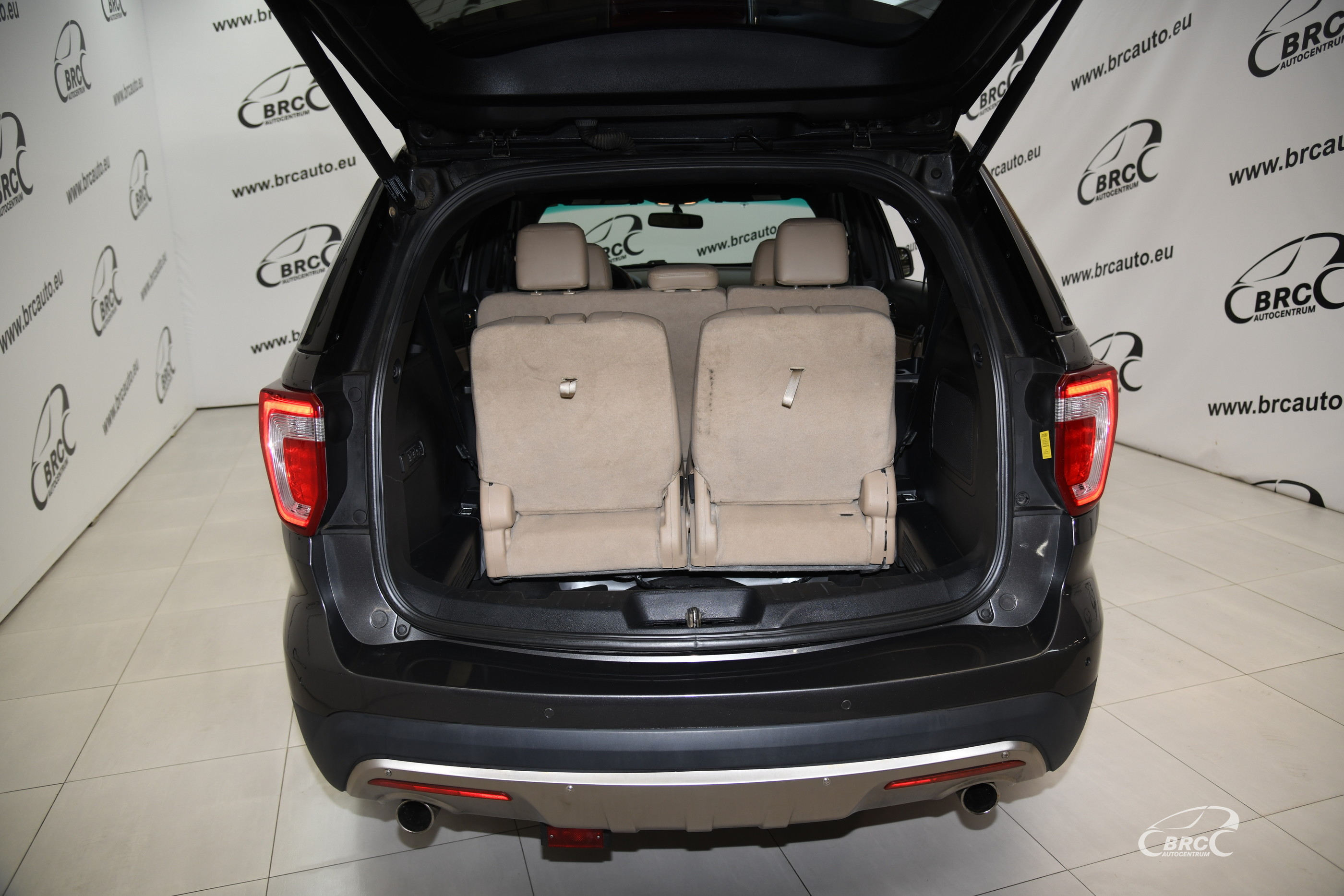Ford Explorer 3.5i Limited Automatas