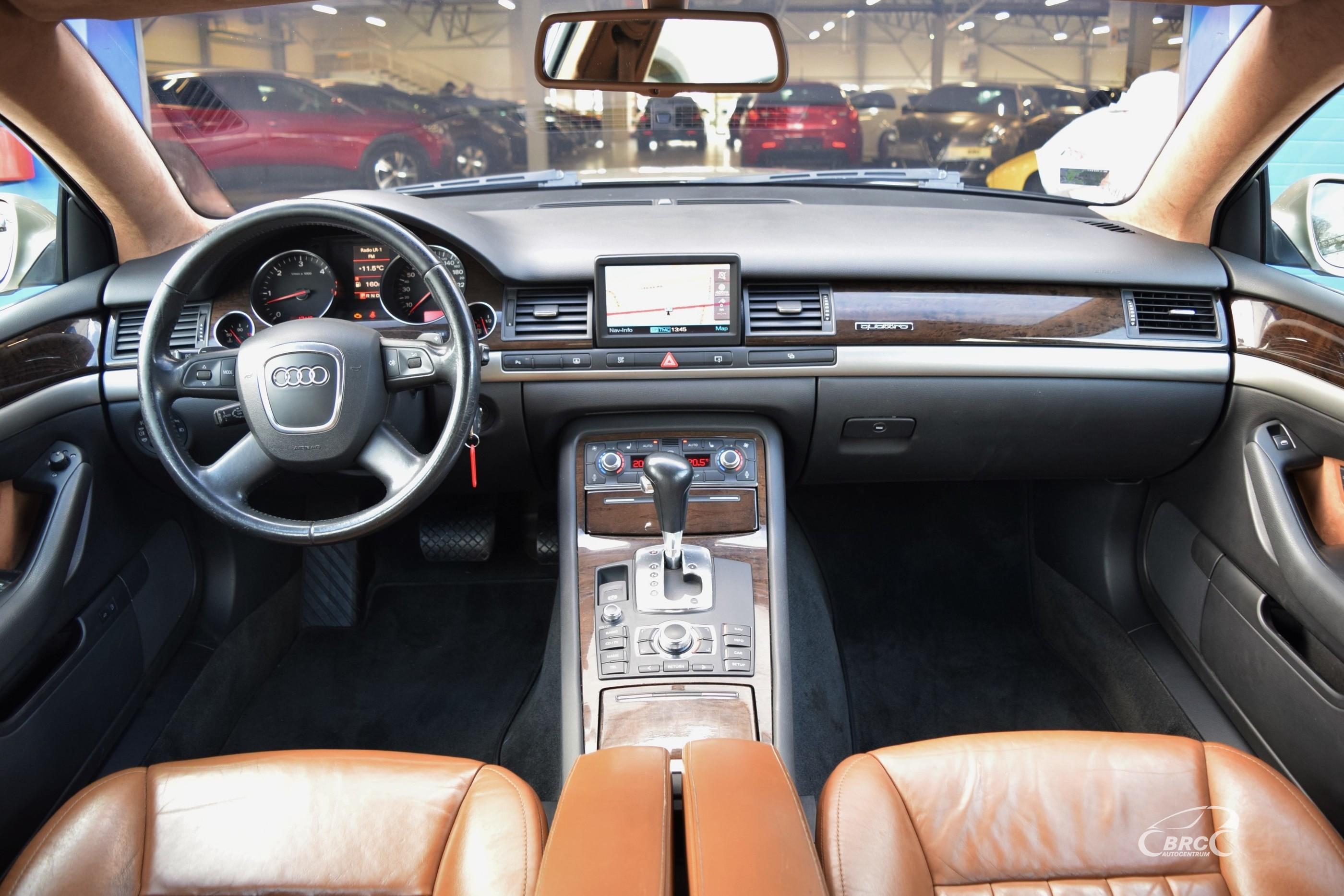 Audi A8 V8 TDI Quattro
