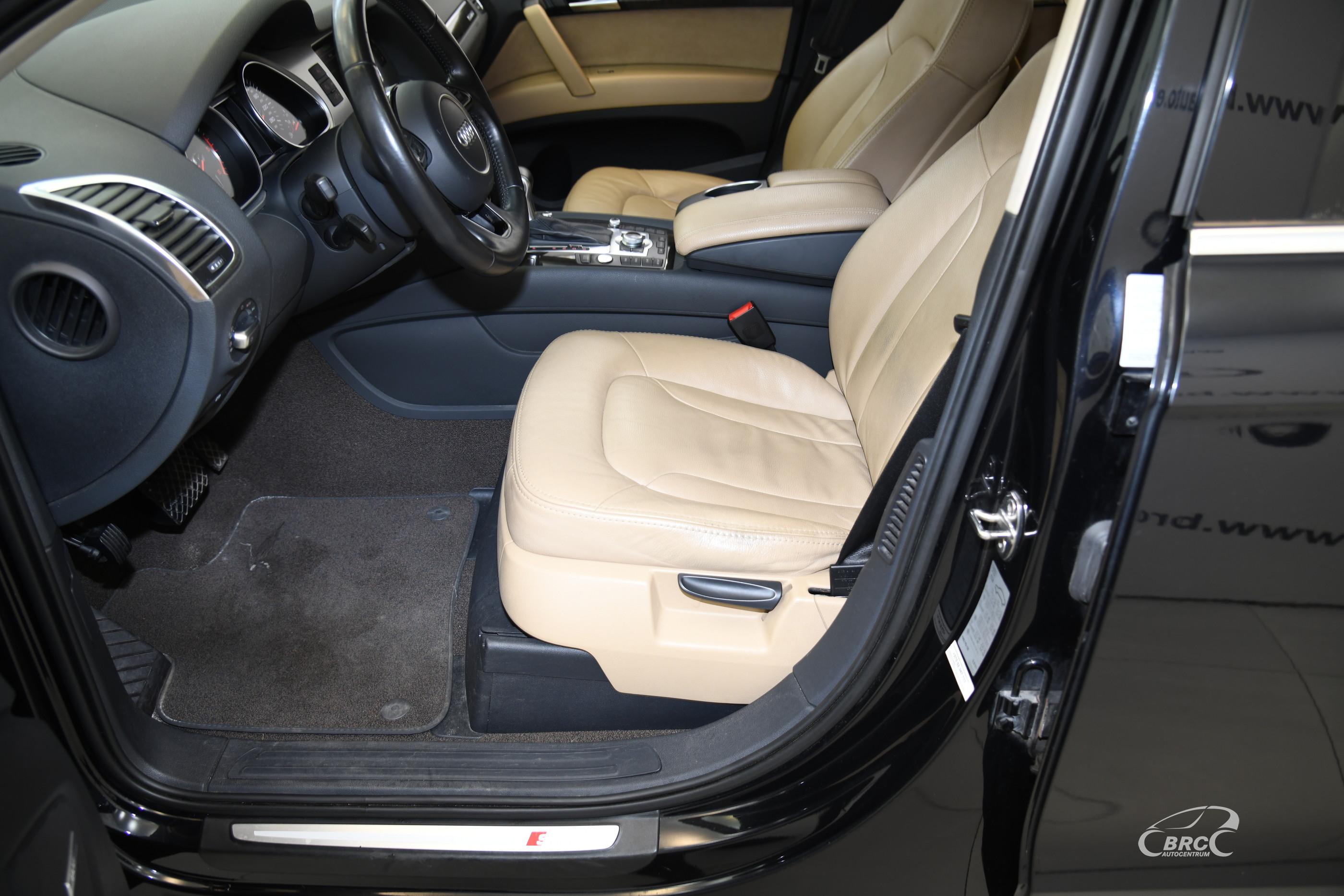Audi Q7 3.0 TDI S-line Quattro Automatas