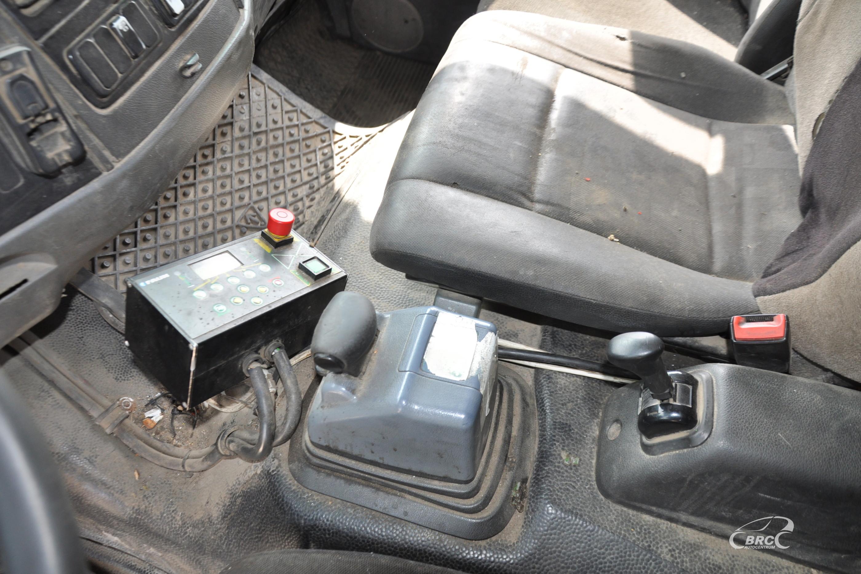 Mercedes-Benz 2533 Axor 6x2