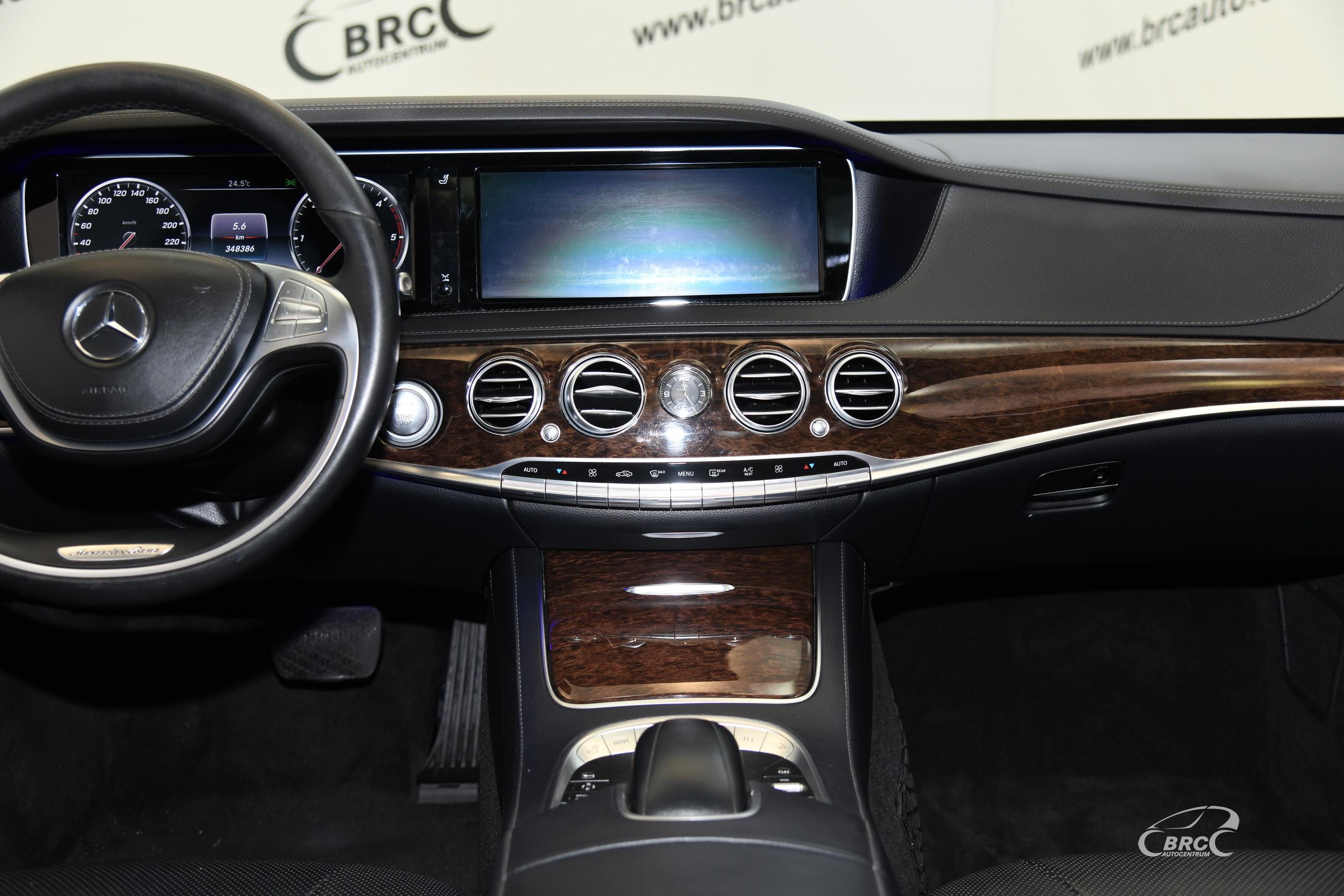 Mercedes-Benz S 350 d Long BlueTec 9G-Tronic
