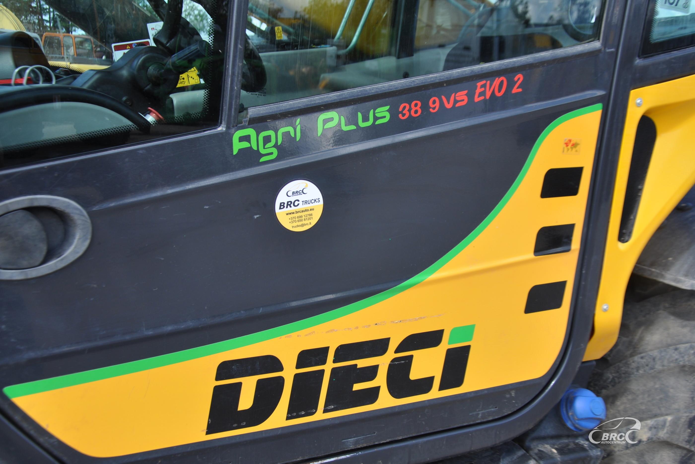 Dieci  Agri Plus 38.9 VS EVO2