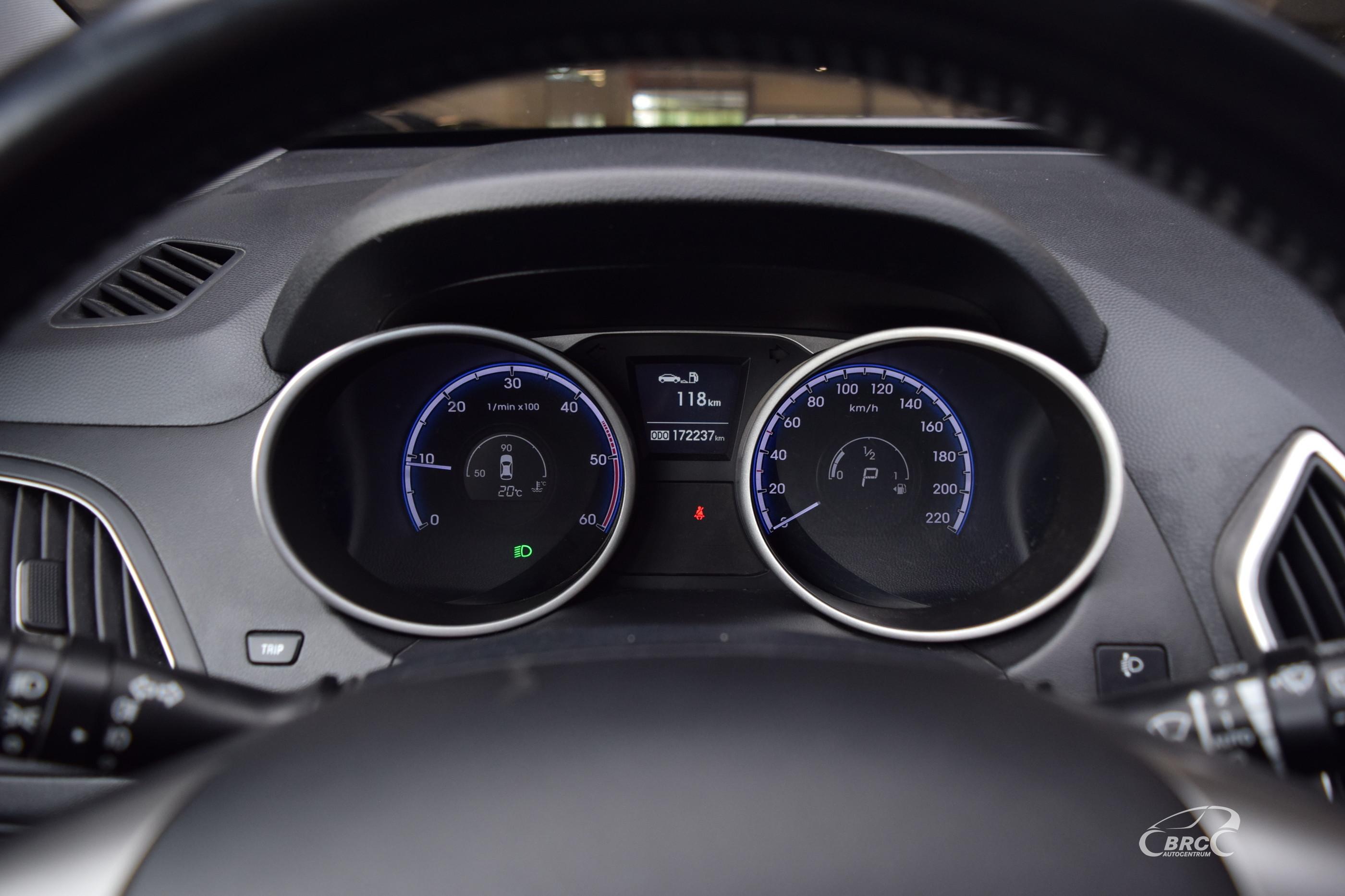 Hyundai ix35 CRDi 4WD A/T